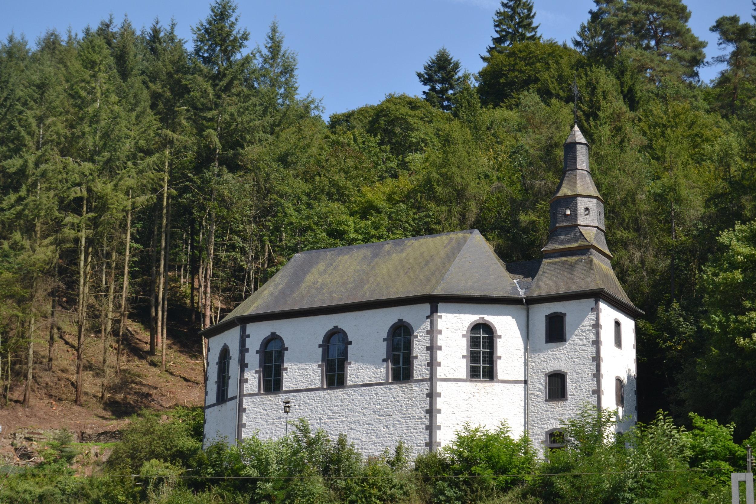 The Loreto Chapel in Clervaux