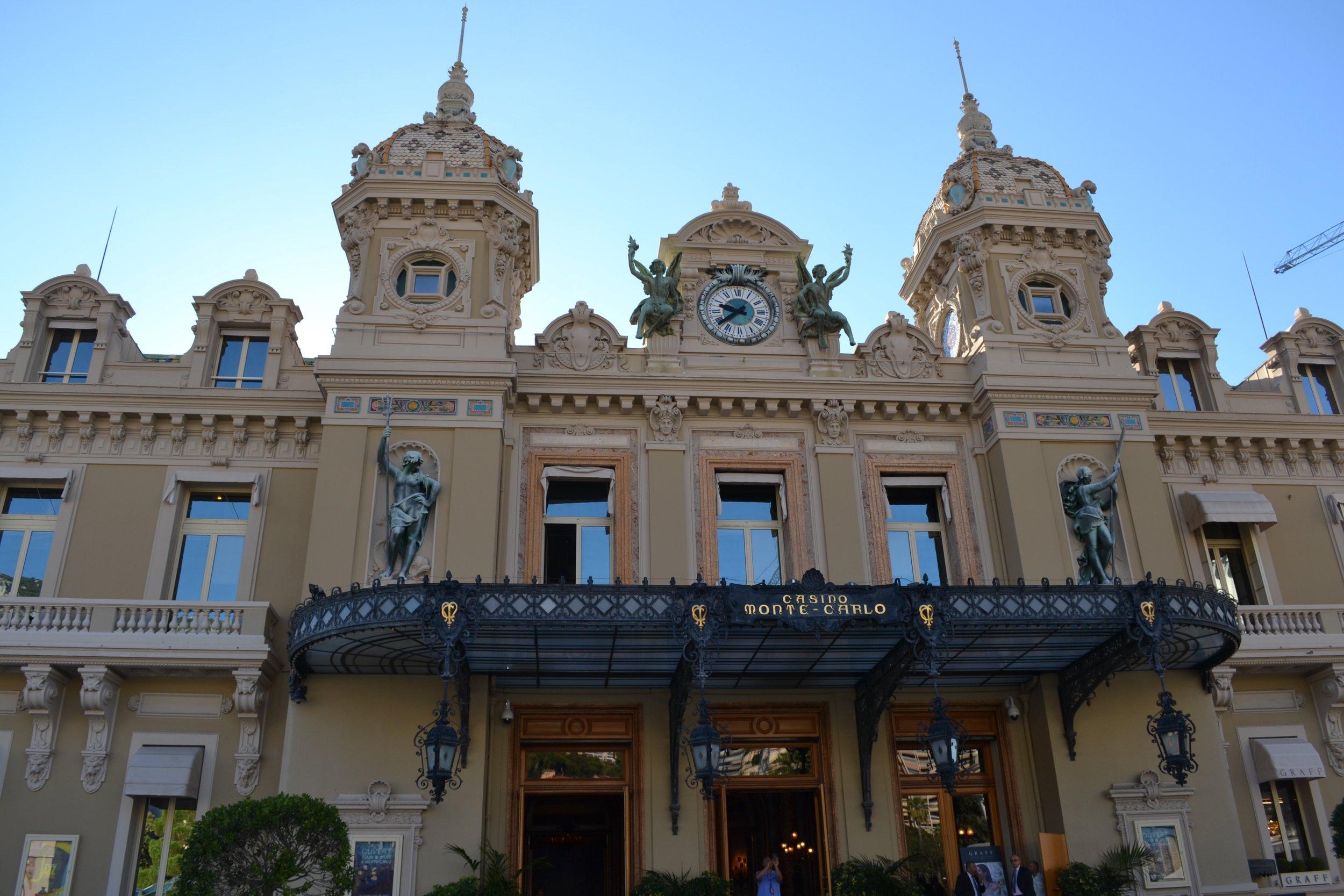 The Monte Carlo Casino