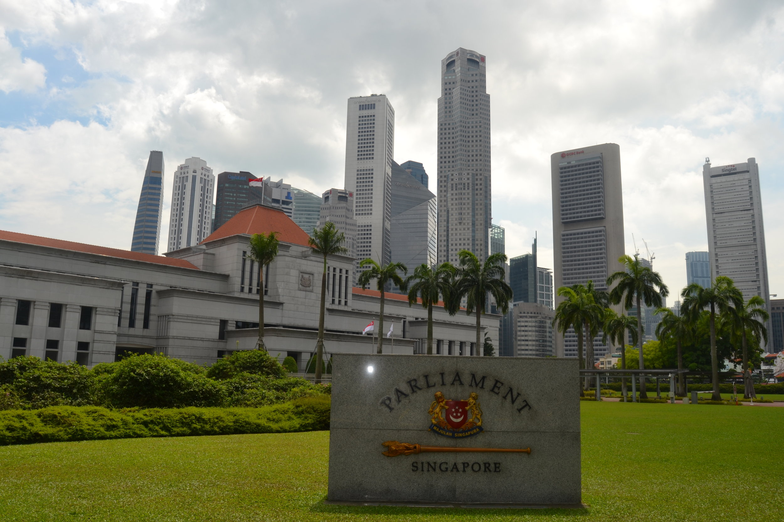 The Parliament of Singapore