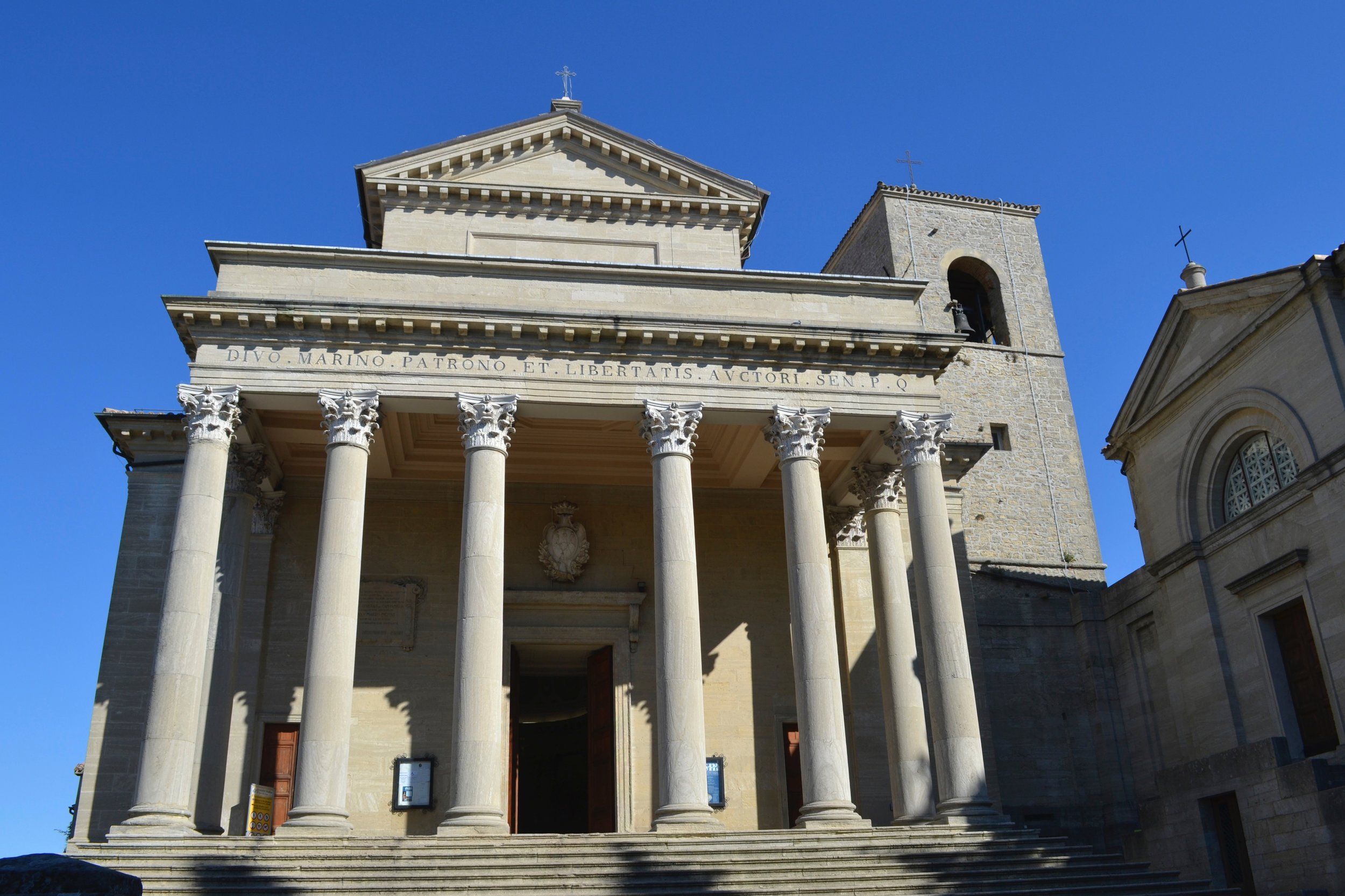 The Cathedral of San Marino