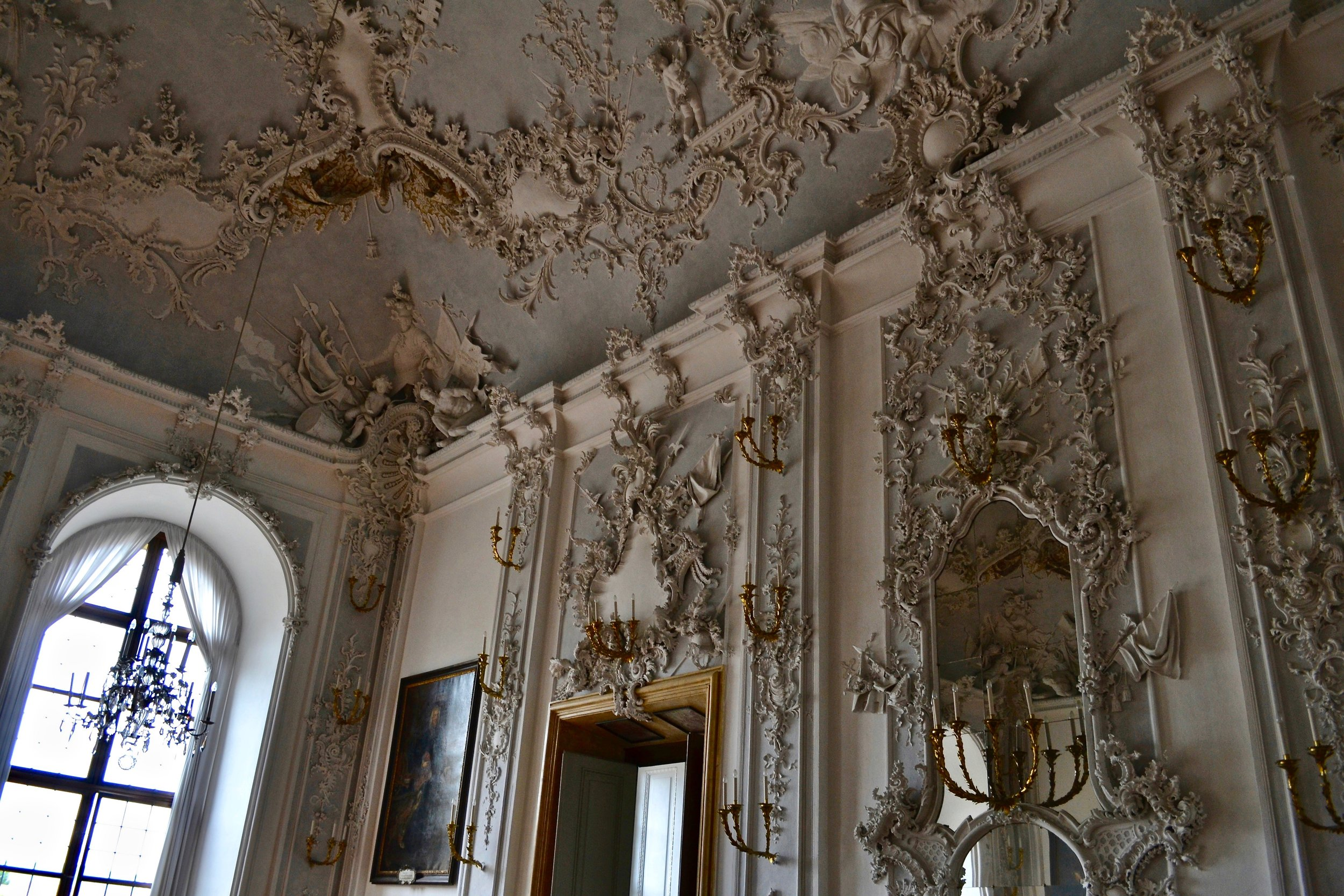Stucco Work in the Würzburg Residence