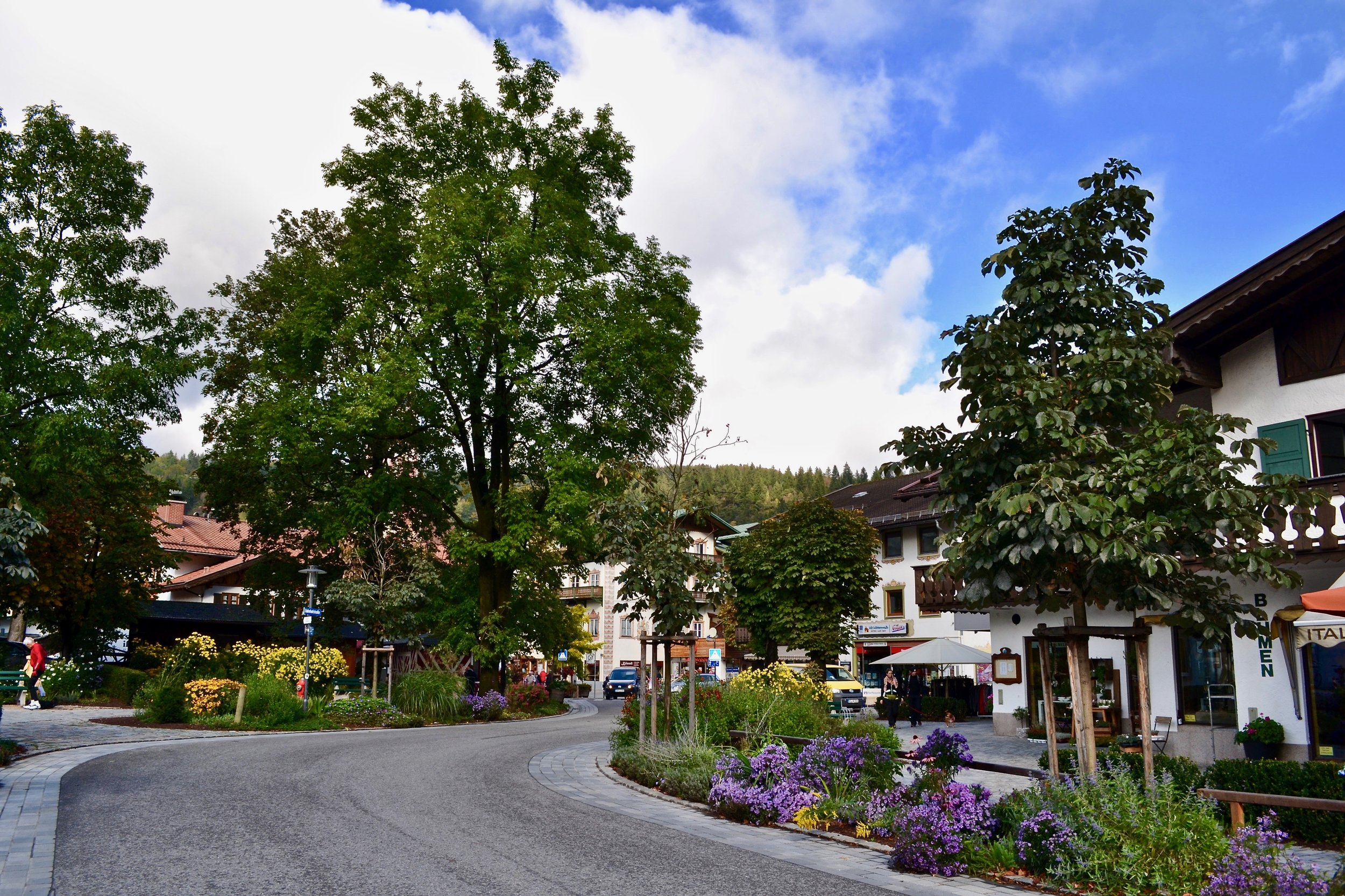 Mittenwald Main Street