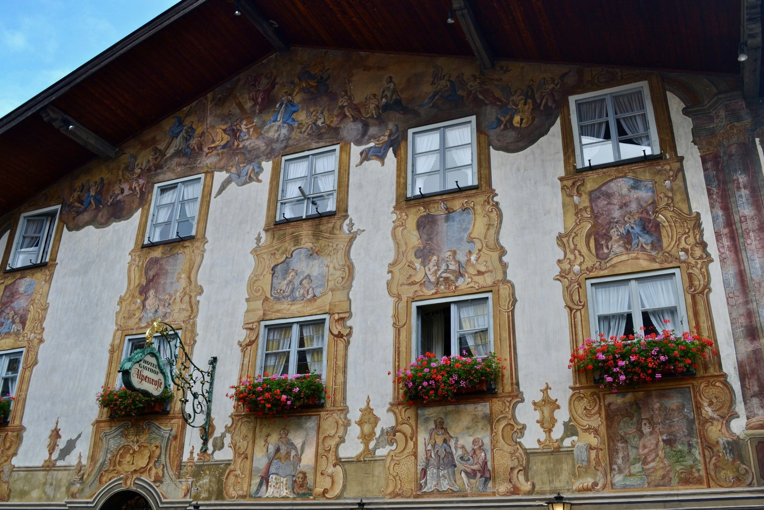 Mittenwald Paintings
