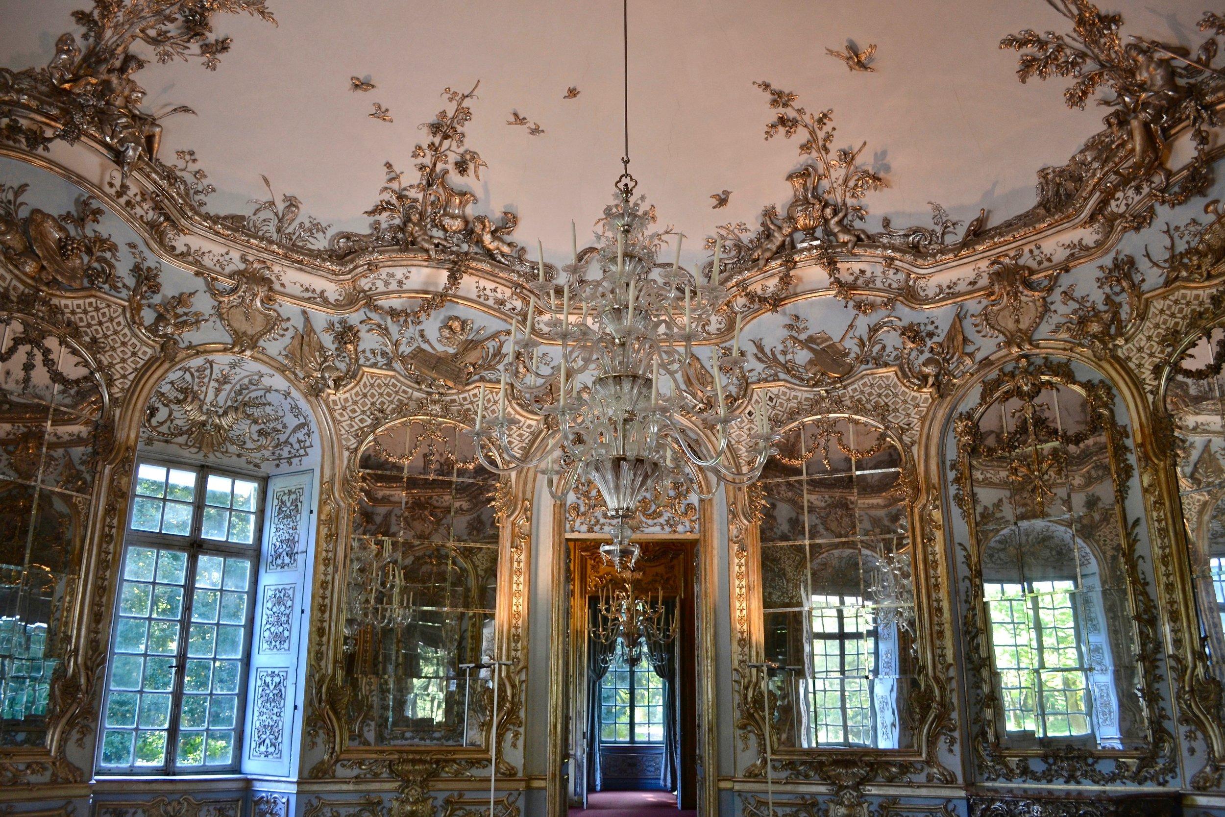 Amalienburg Hall of Mirrors