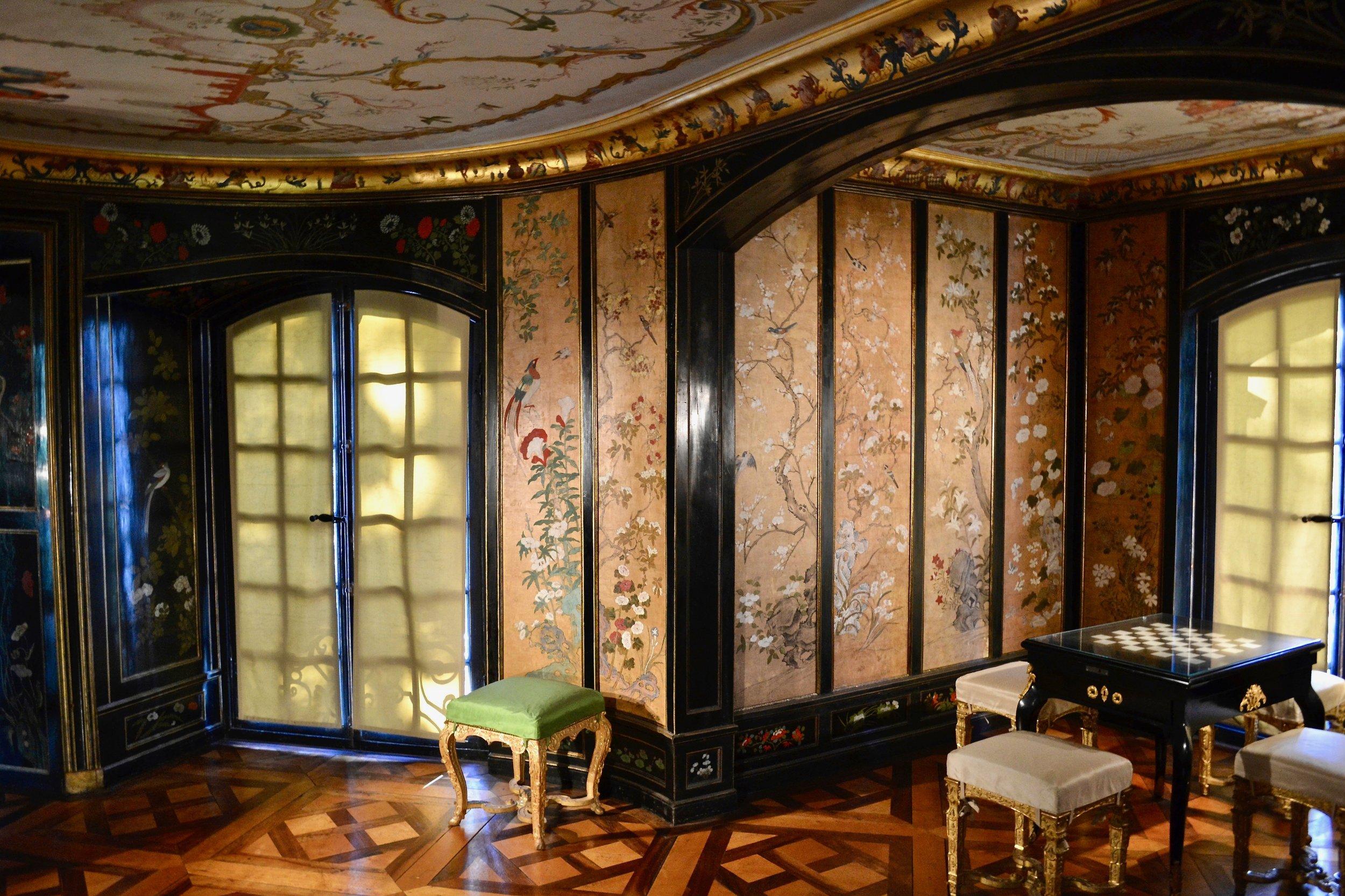 Pagodenburg Interior
