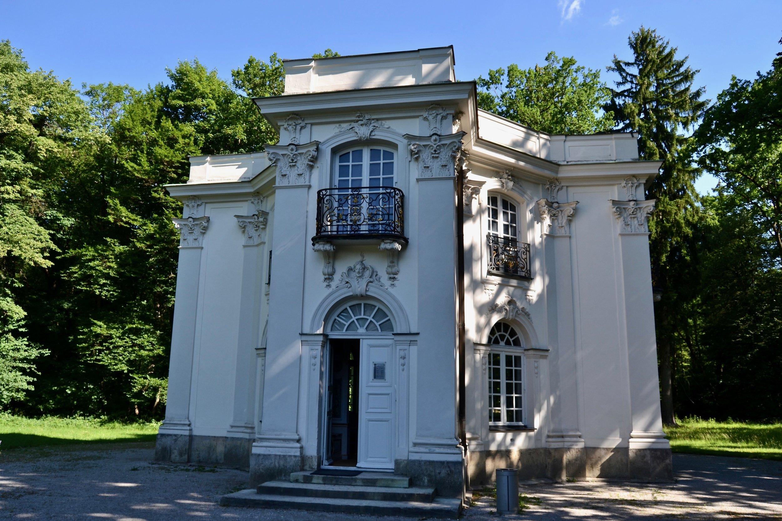 Pagodenburg Exterior