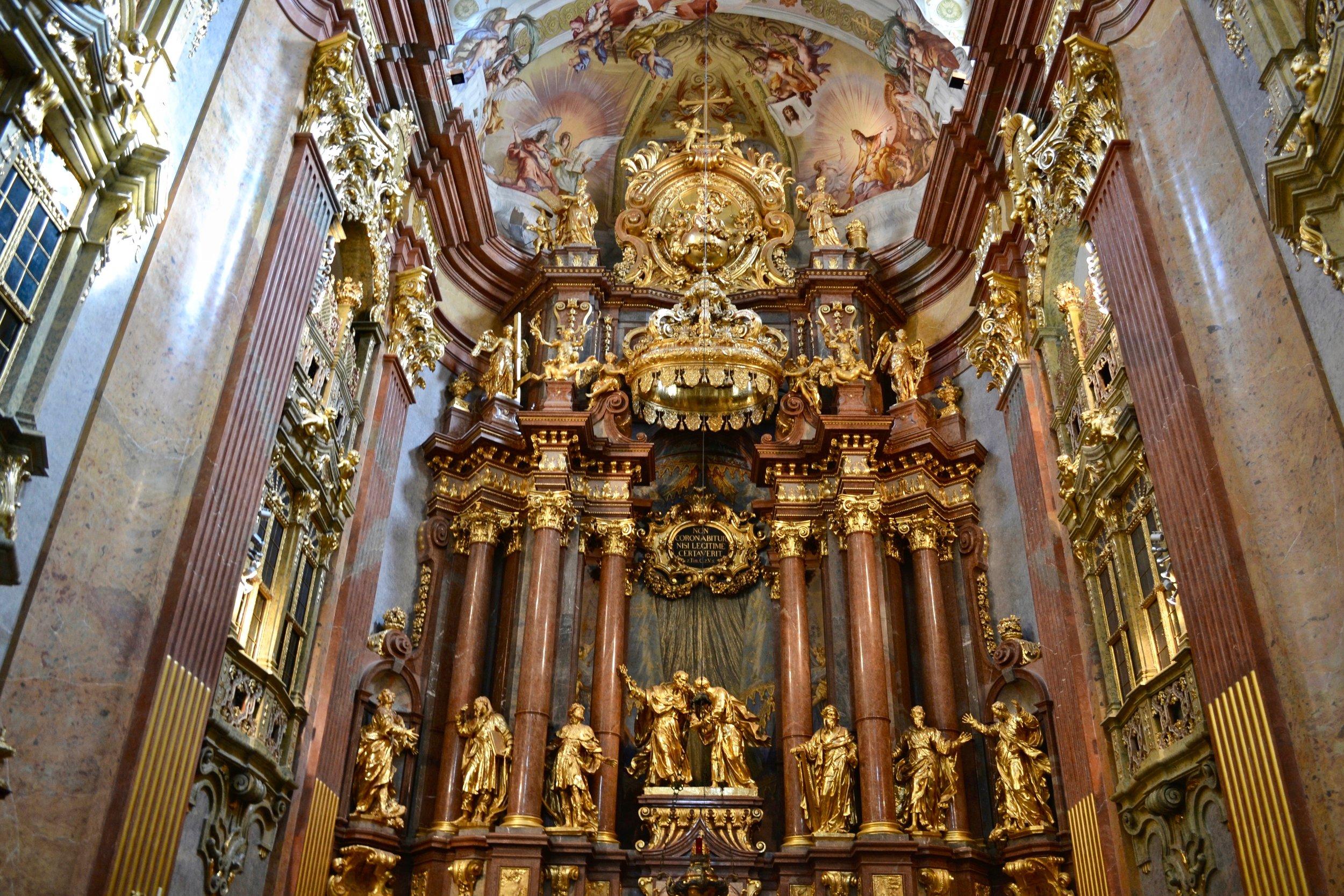 Melk Abbey High Altar
