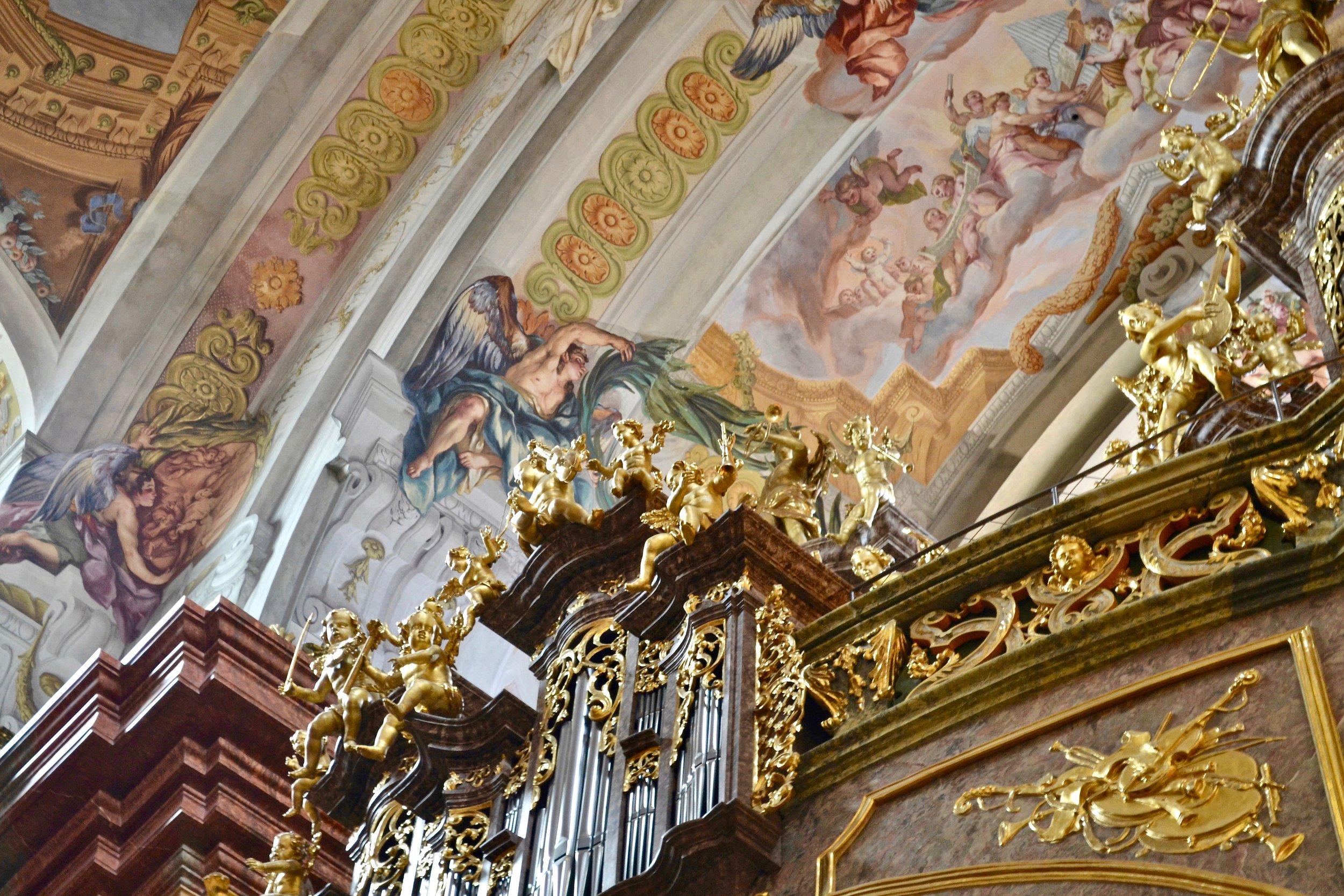 Organ Sculptures