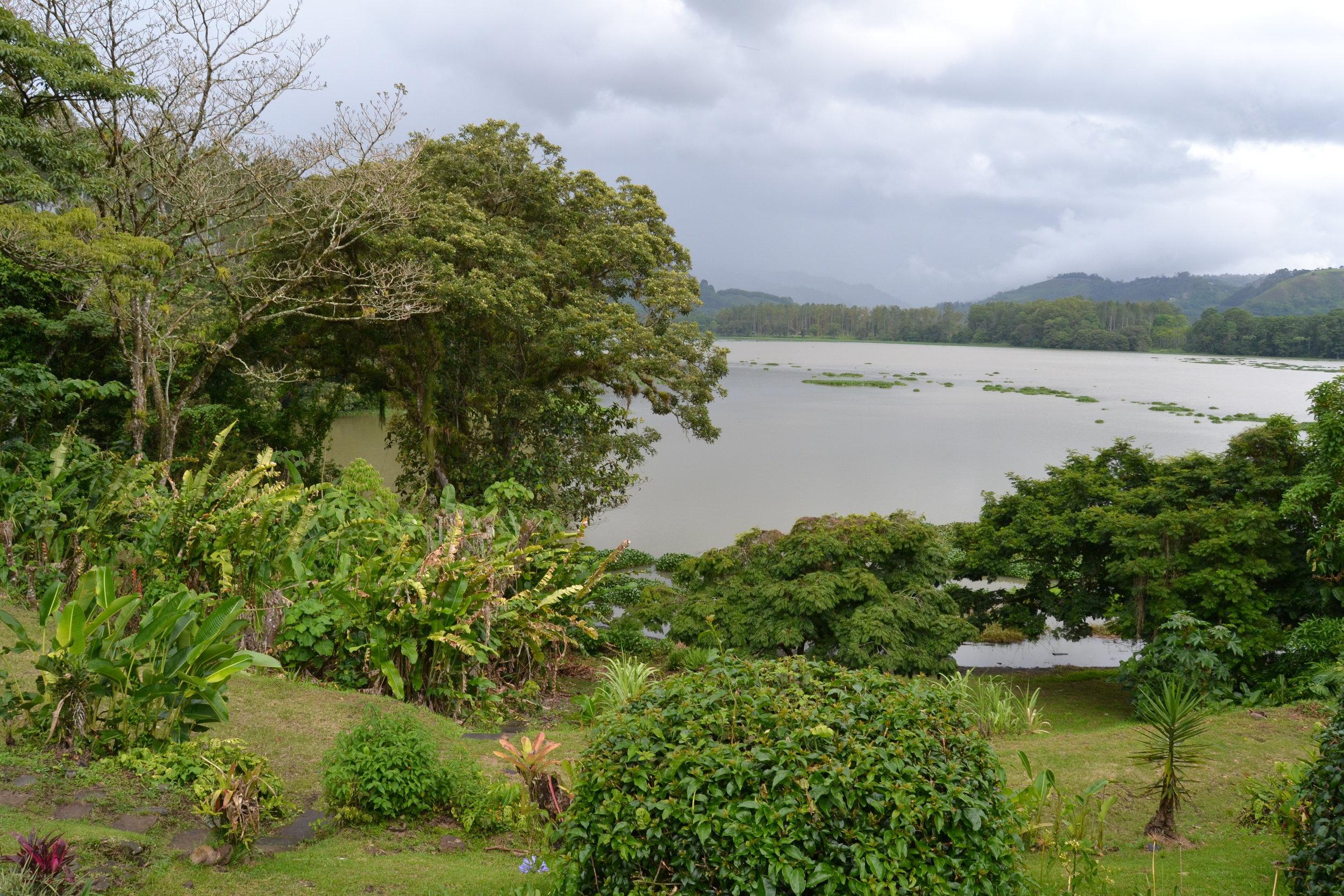 Costa Rica Artificial Lake