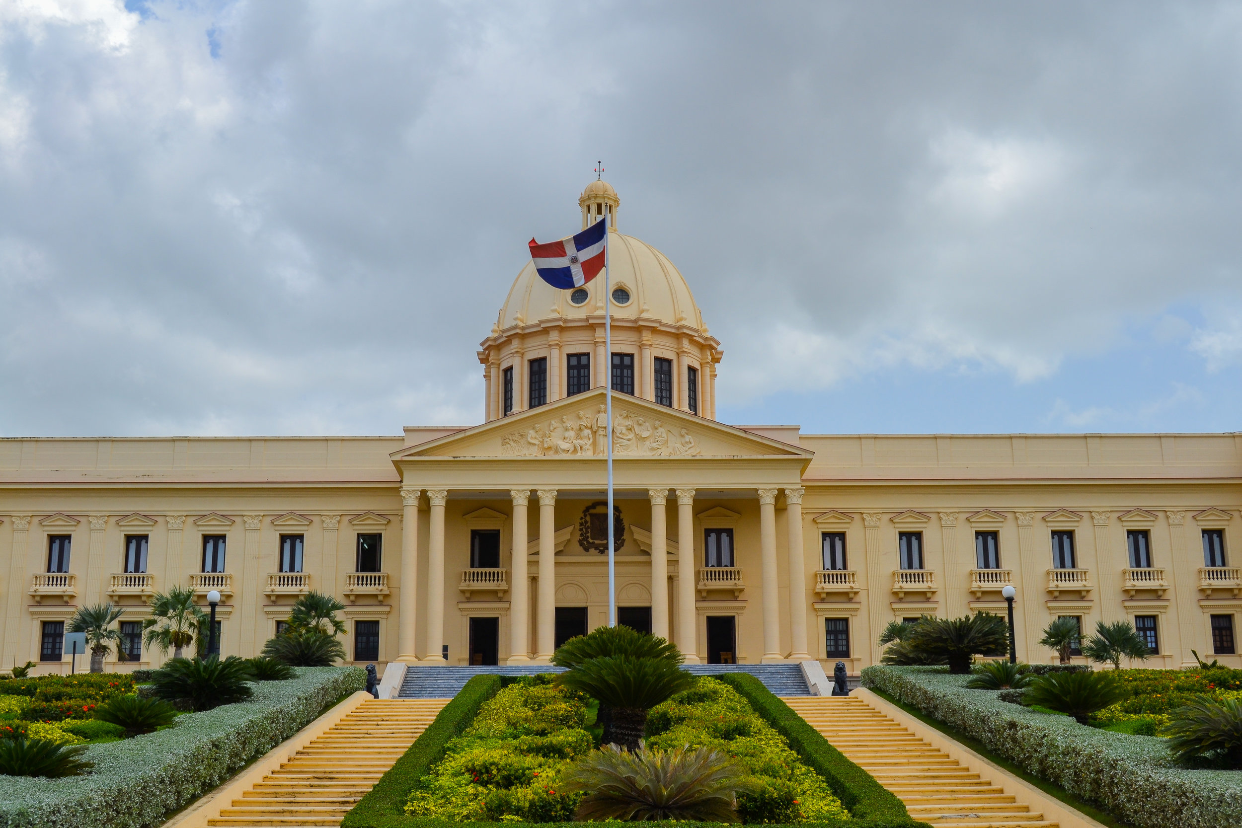 The National Palace of the Dominican Republic