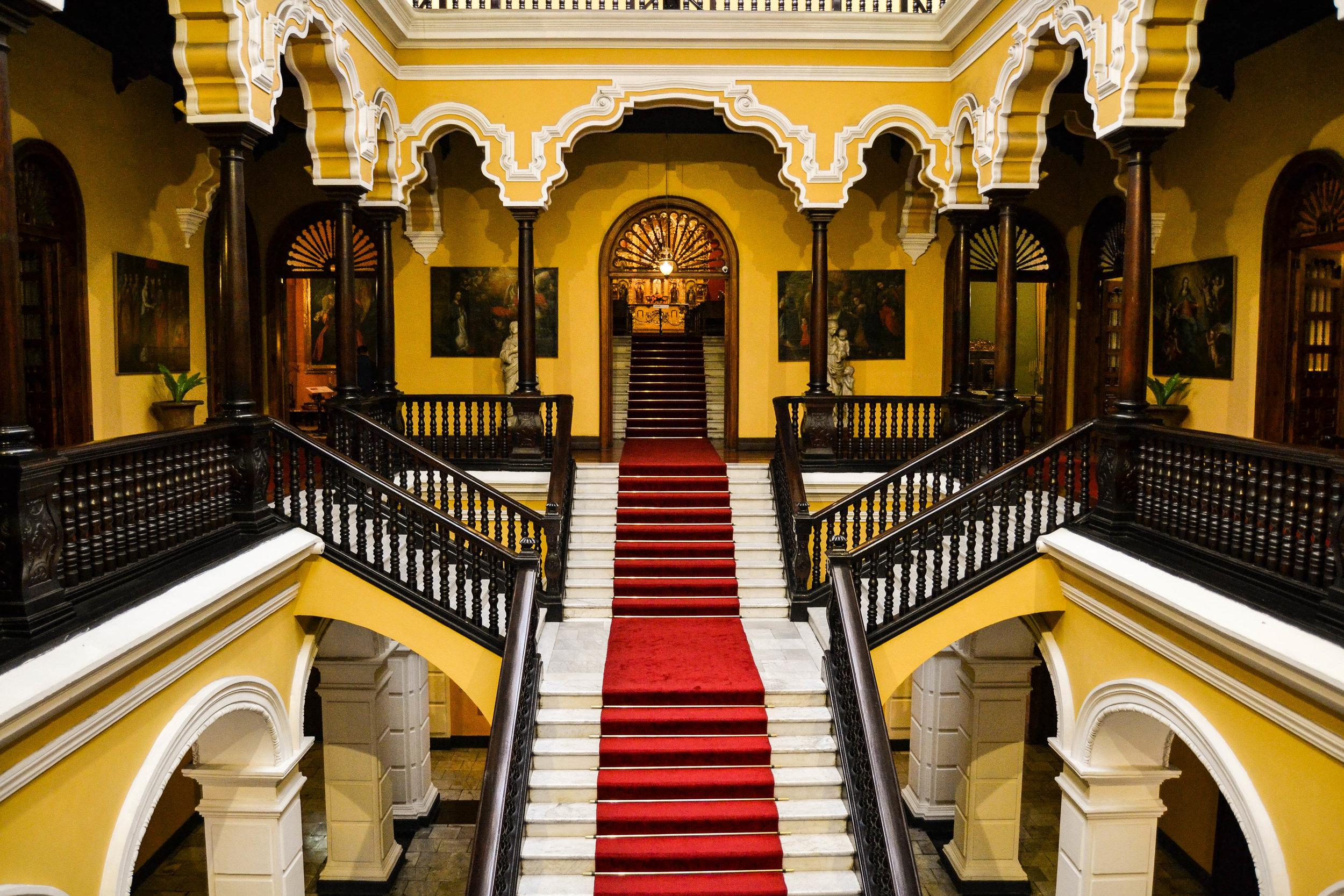 Lima Archbishop's Palace