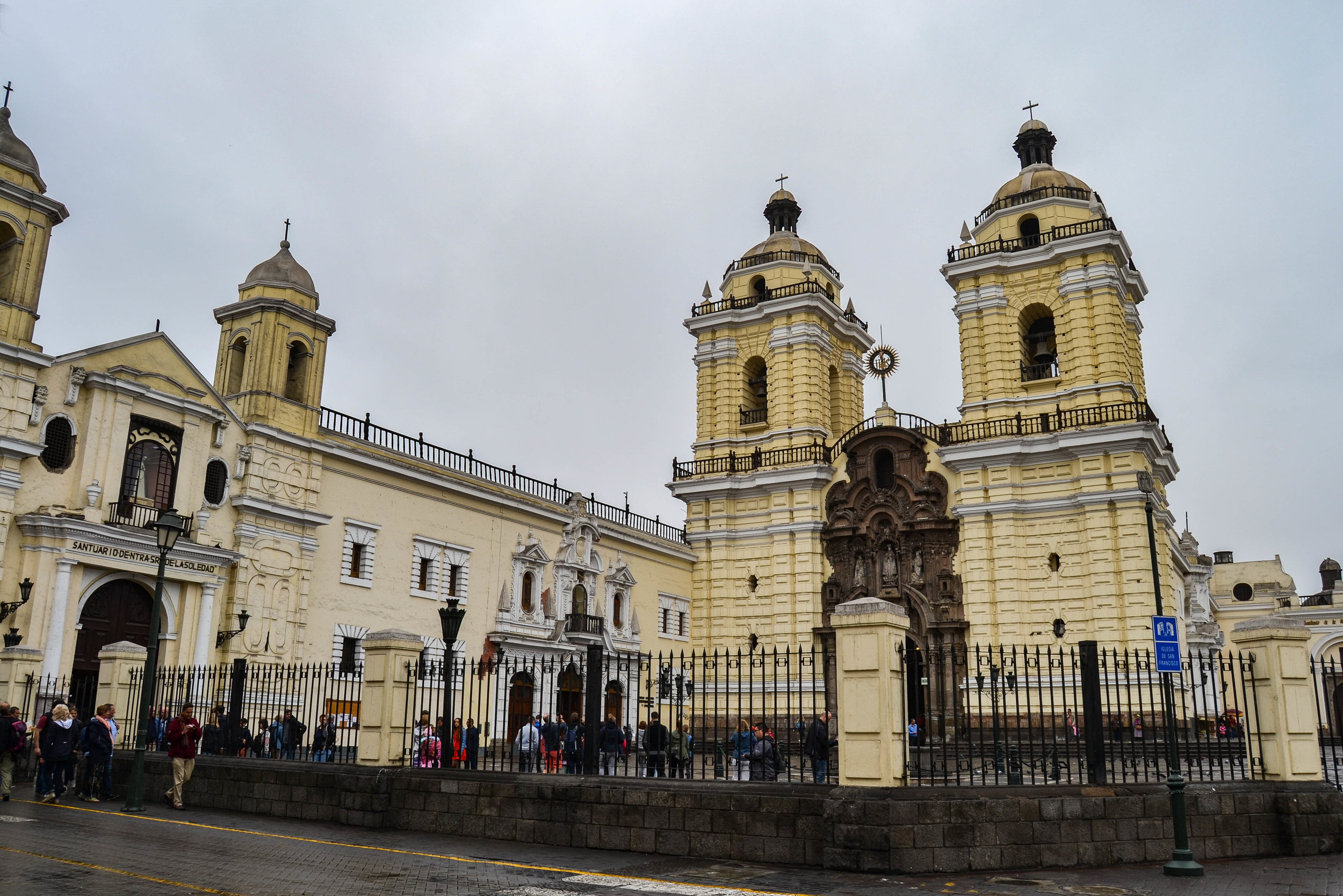 Church of San Francisco and Catacombs