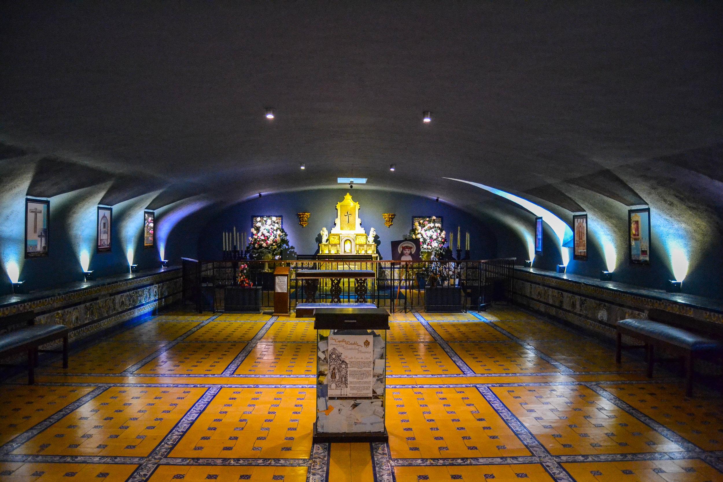 St. Rose of Lima Tomb.jpg