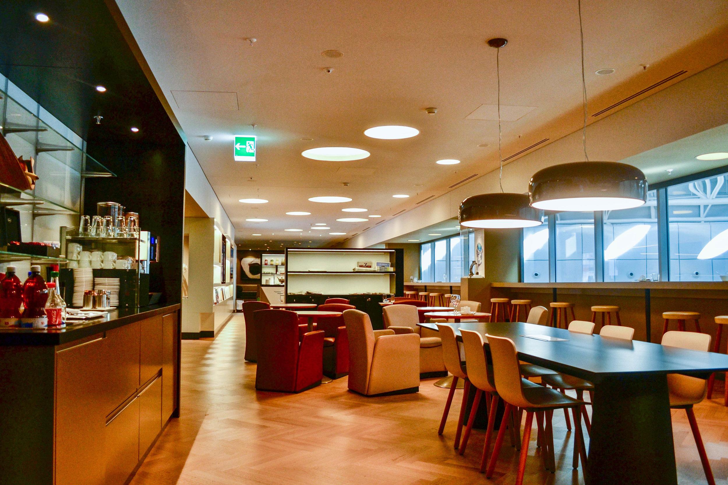 Astride Lounge in Zurich, Switzerland