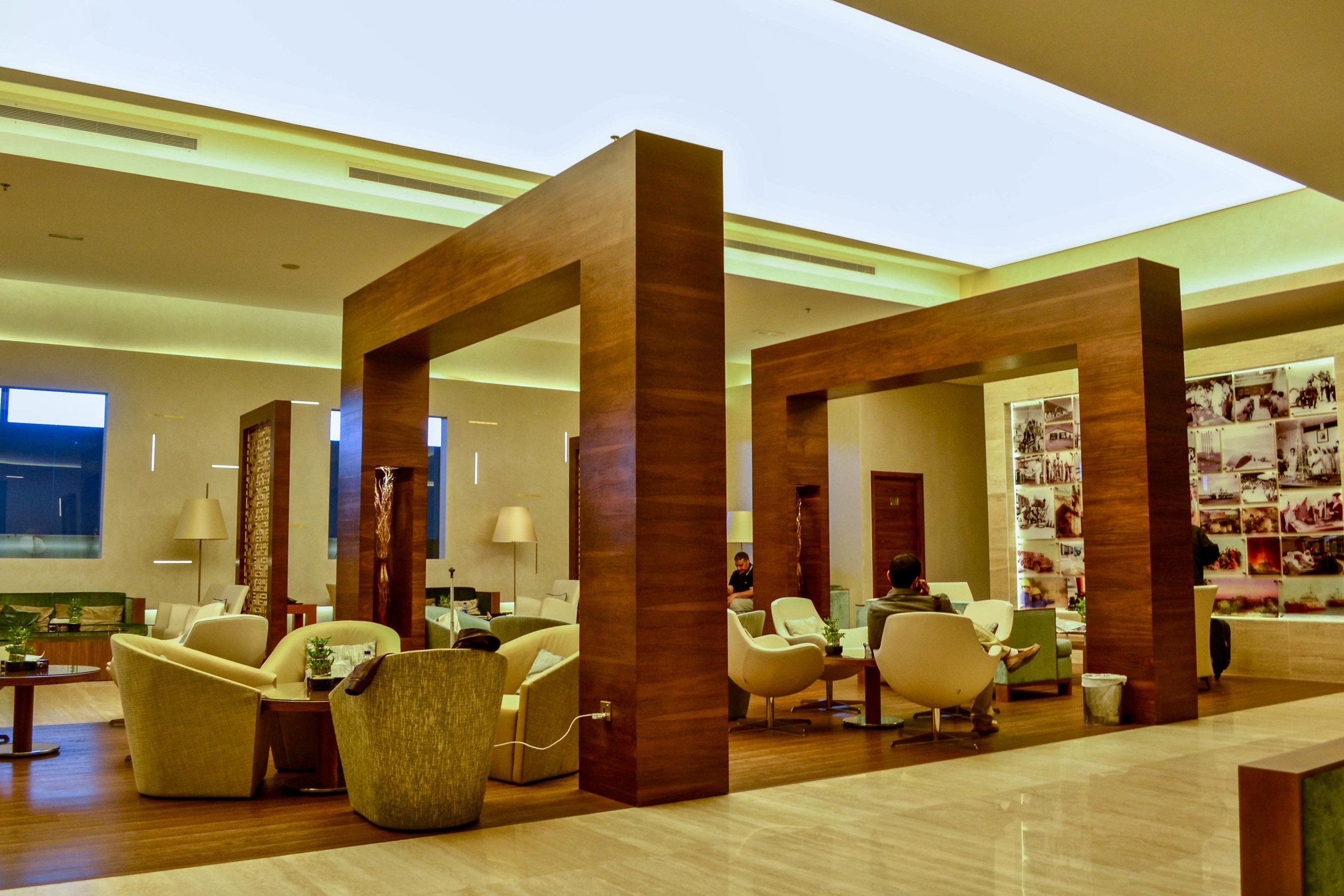 Dasman Premiere Lounge in Kuwait City, Kuwait