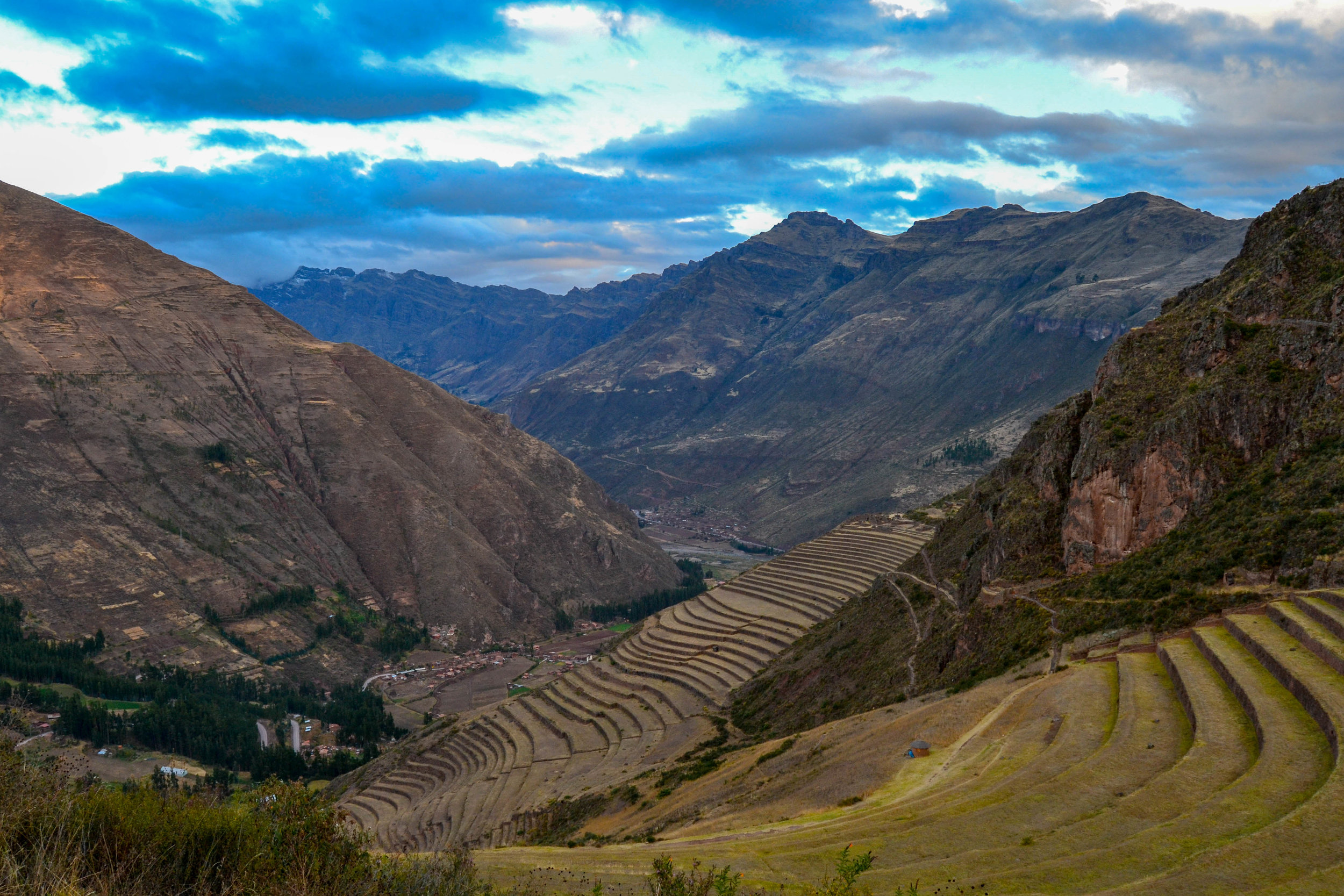View of Pisac