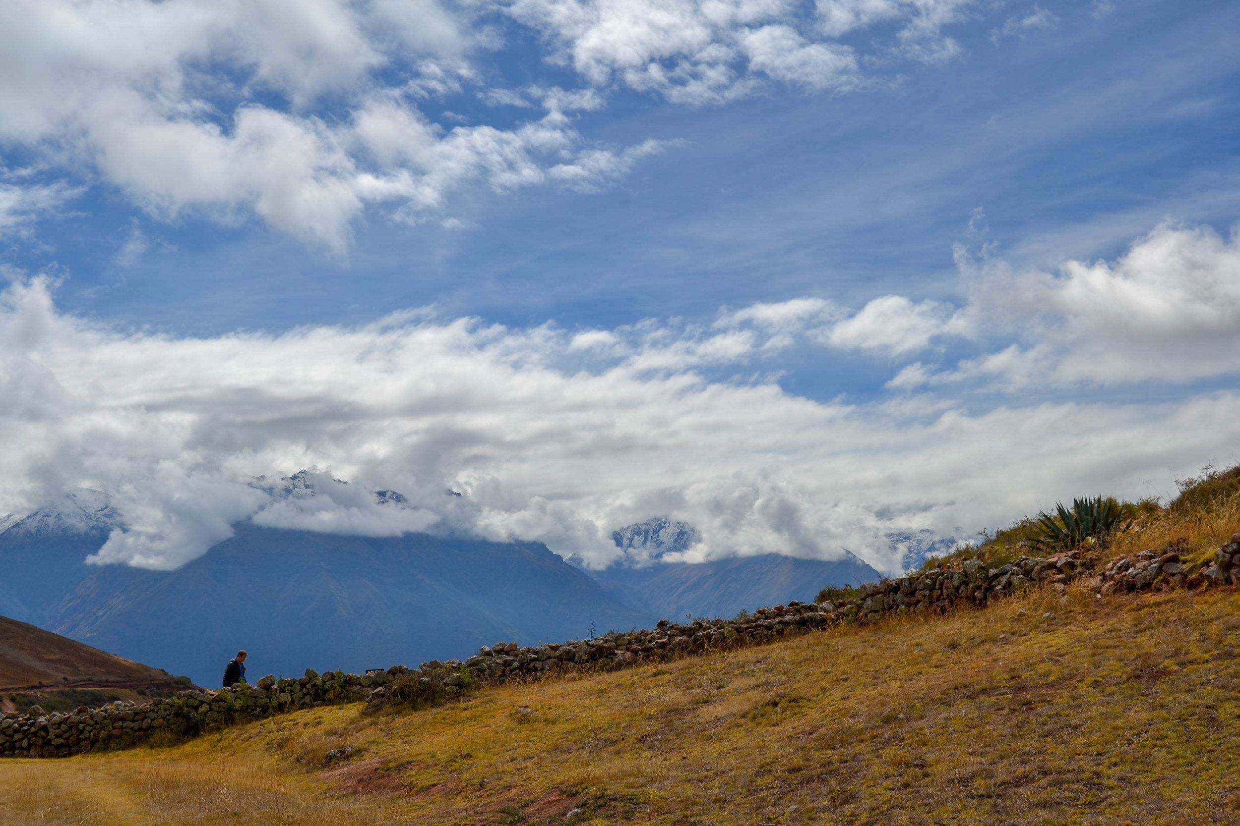 Sacred Valley of Peru