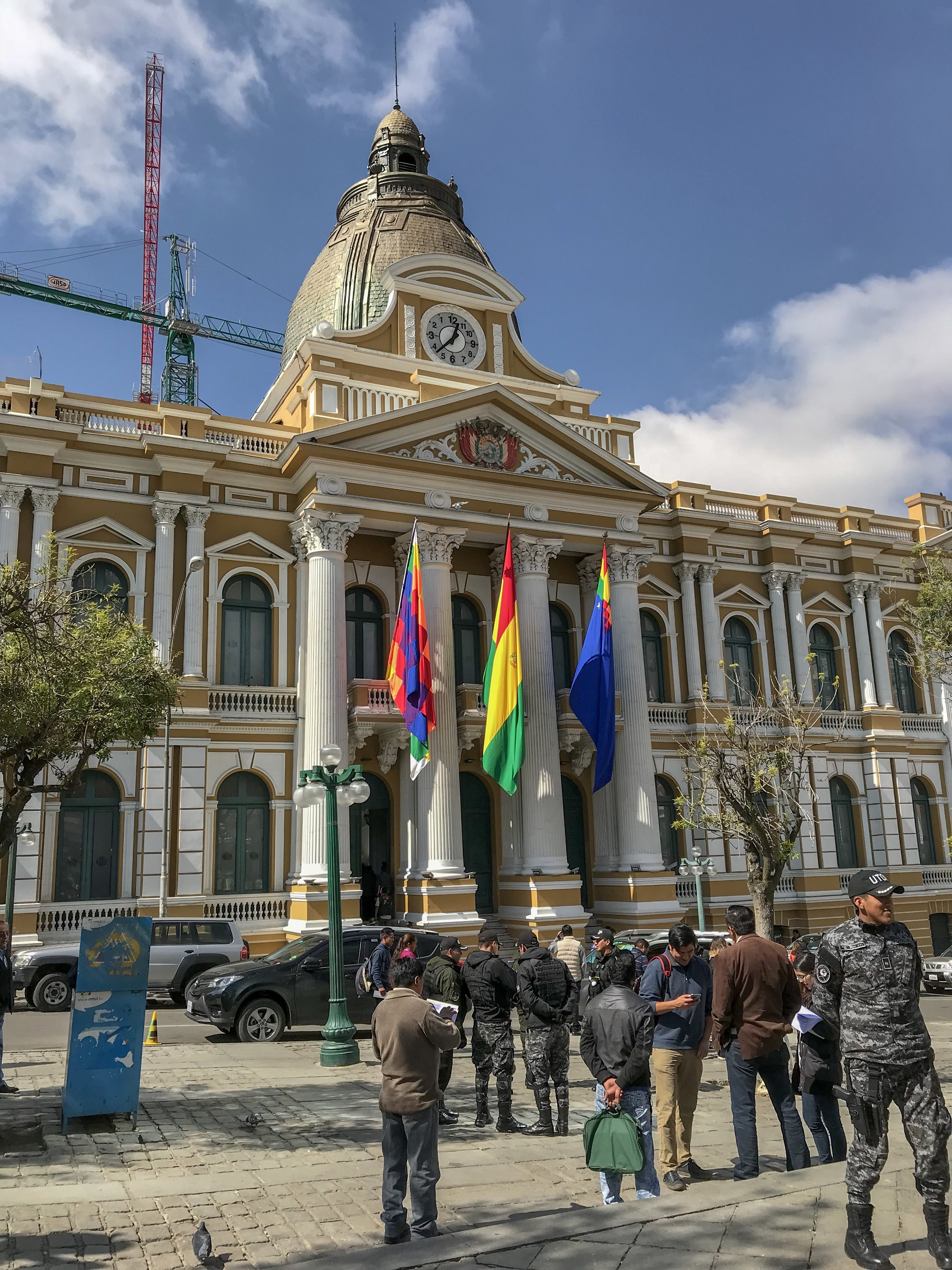 Government Palace of Bolivia