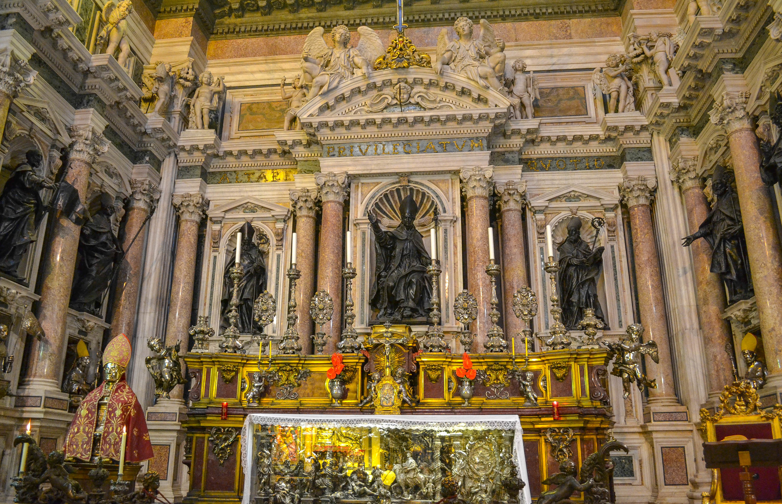 Royal Chapel of the Treasure of St. Januarius