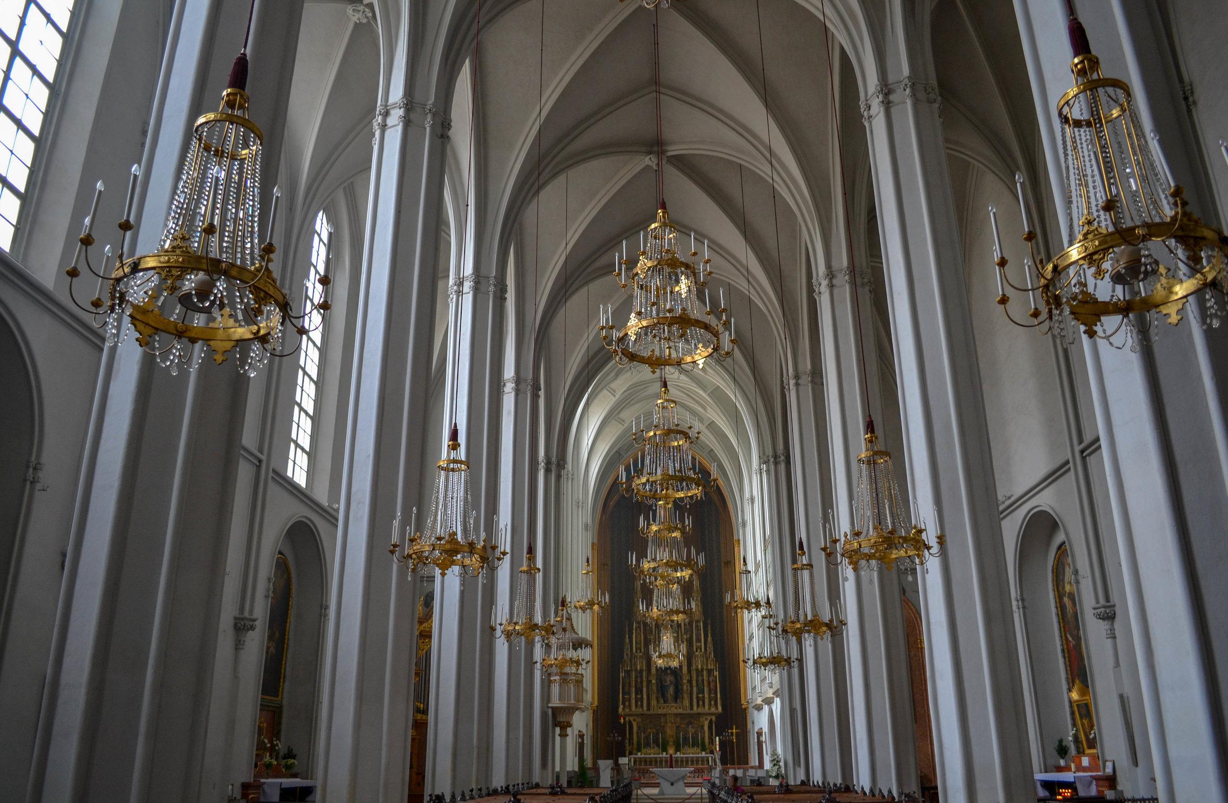 Augustinian Church Interior