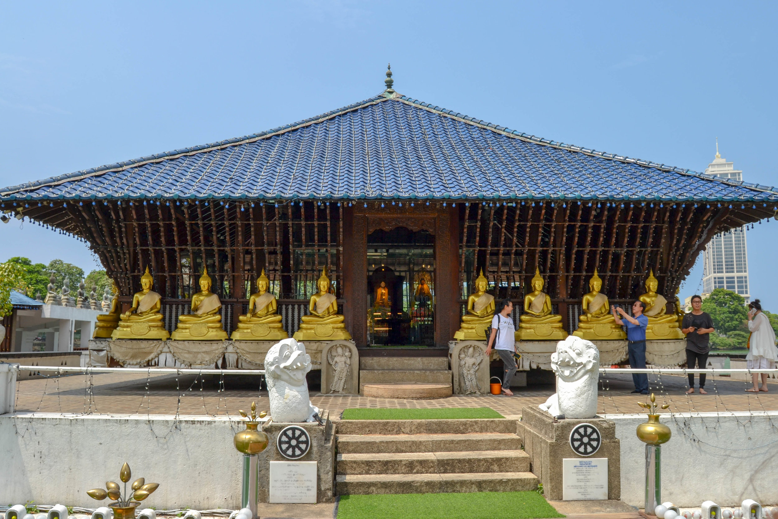Seema Malaka Central Temple
