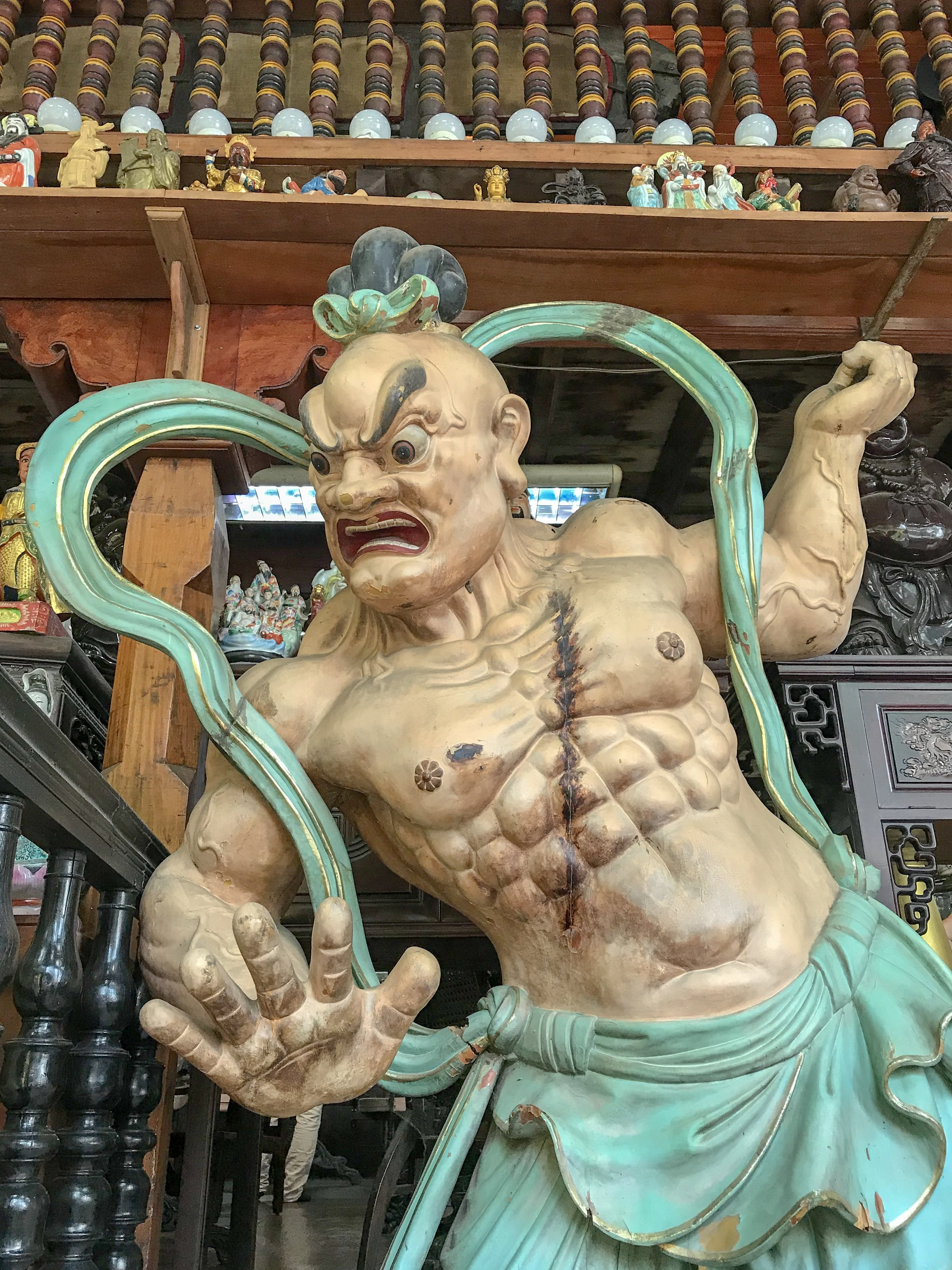 Chinese Deity