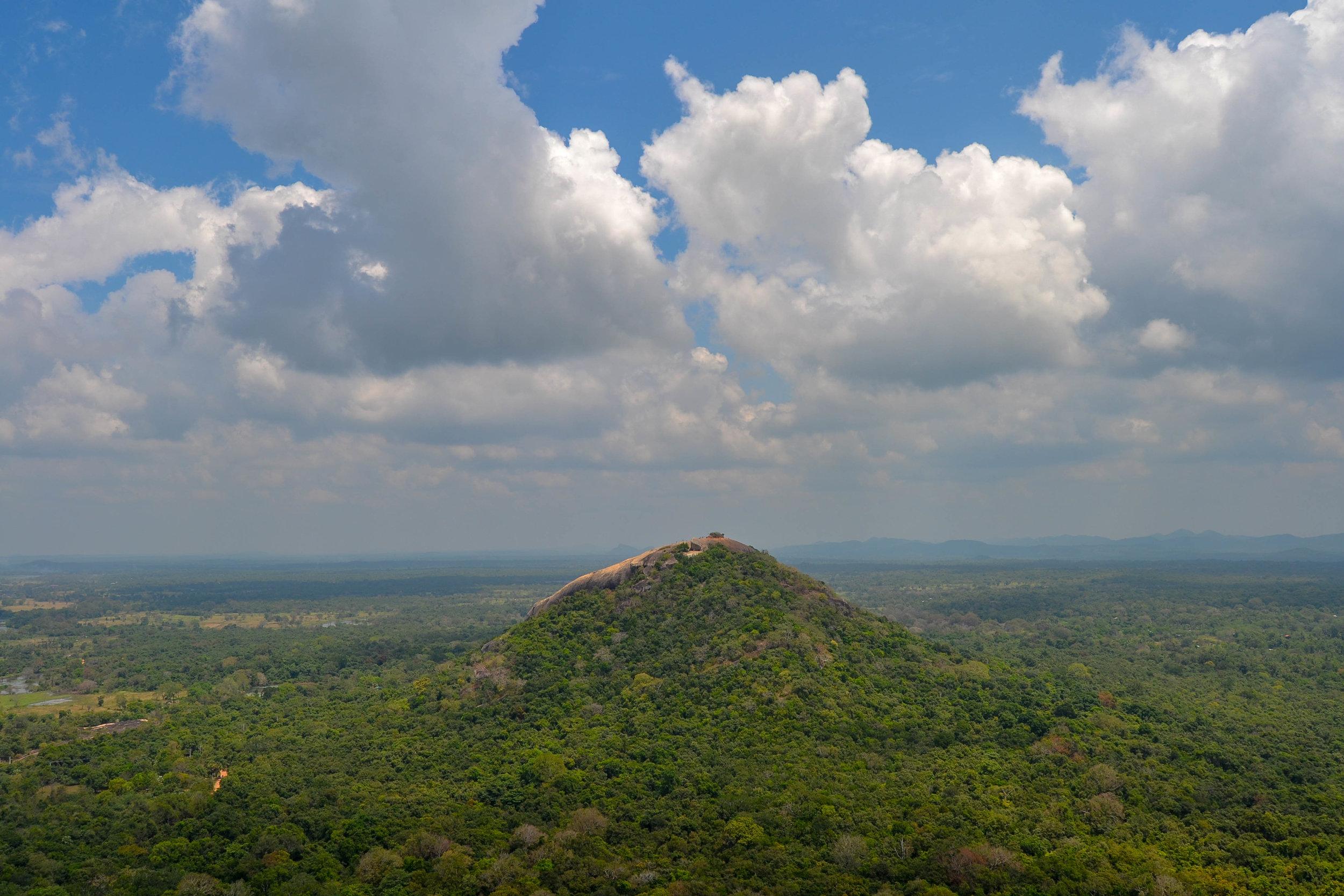 Sigiriya Rock Fortress View.jpg