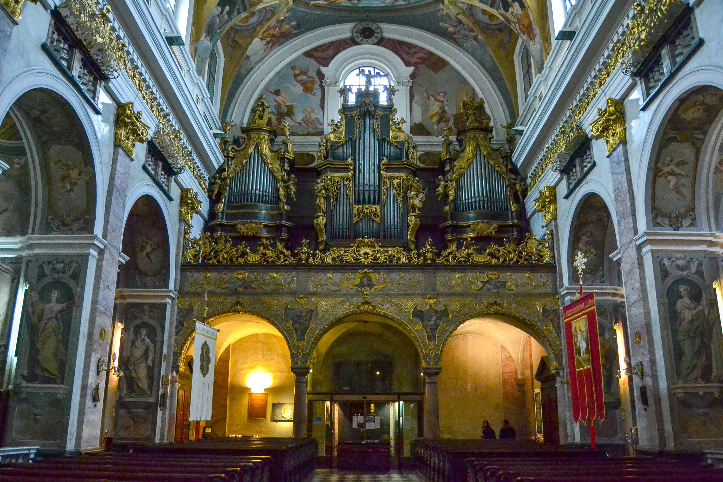 Ljubljana Cathedral Organ