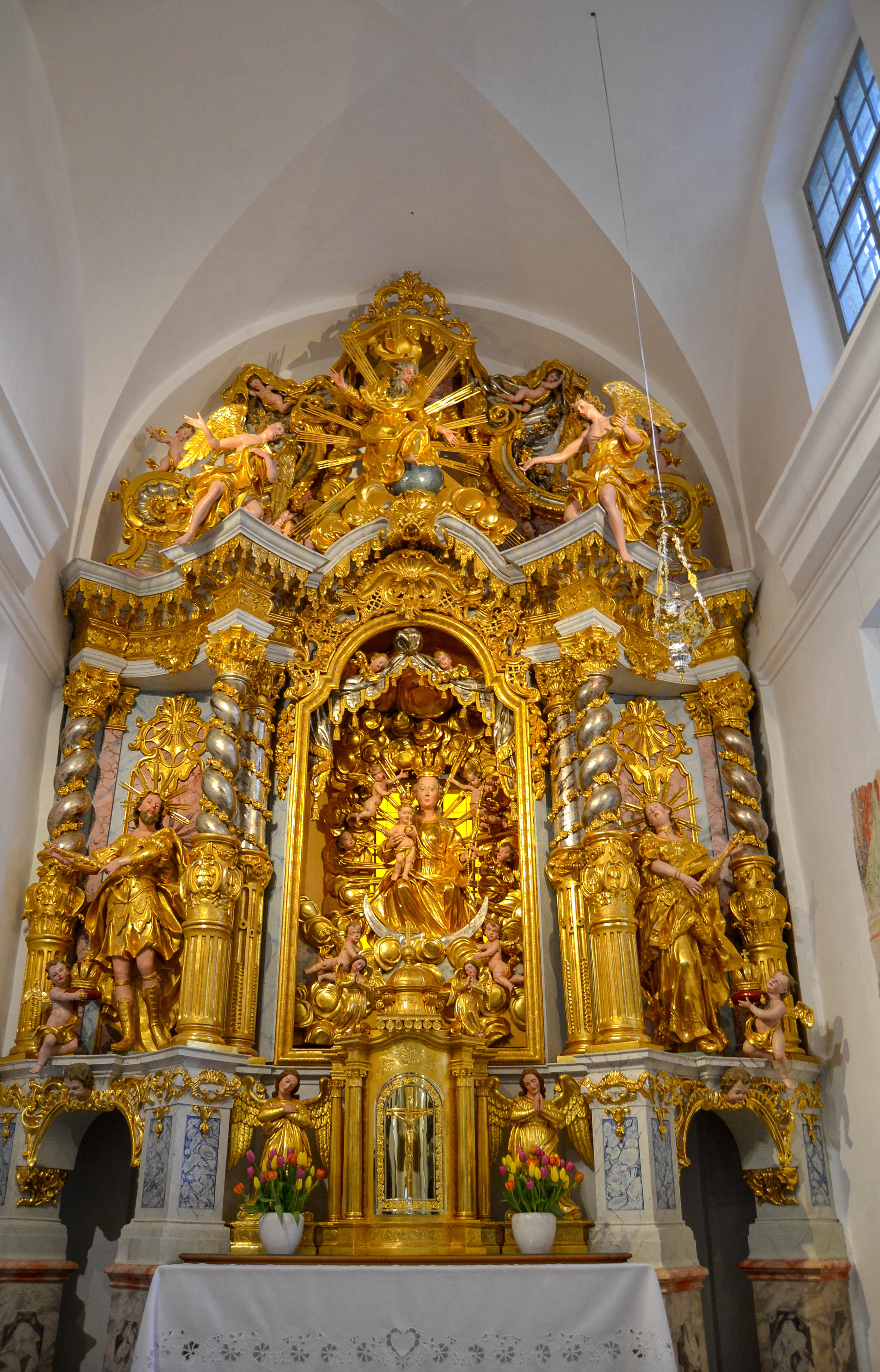 Church of the Assumption High Altar