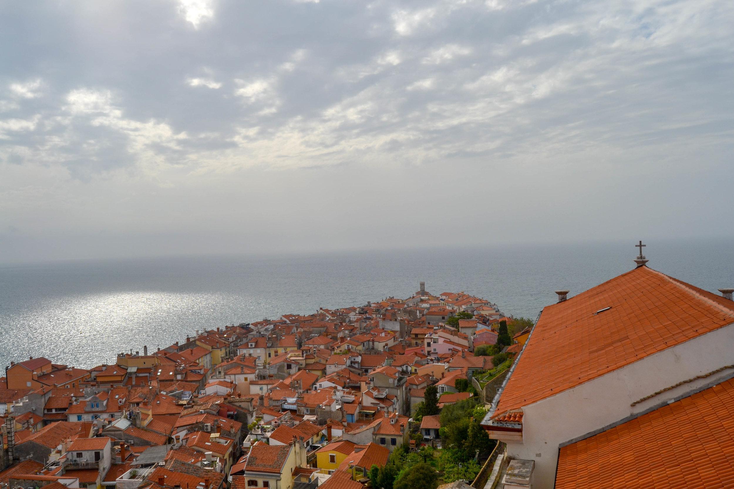 View of Piran