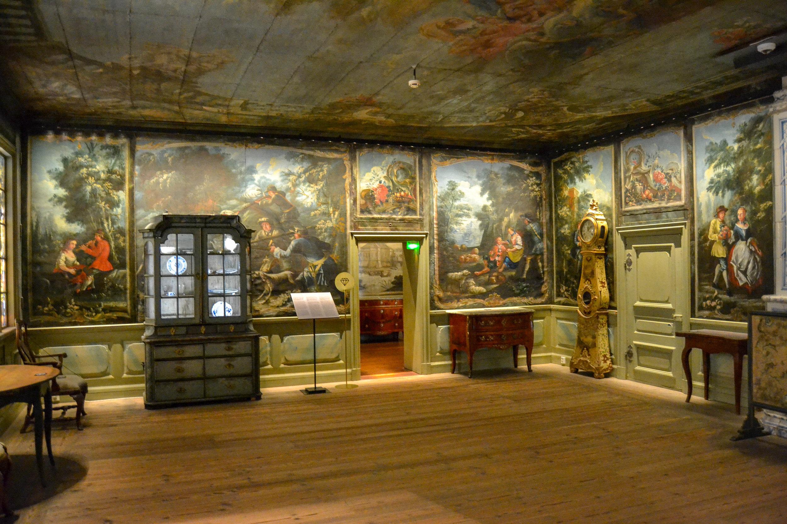 Drawing Room of Jakkarila Manor