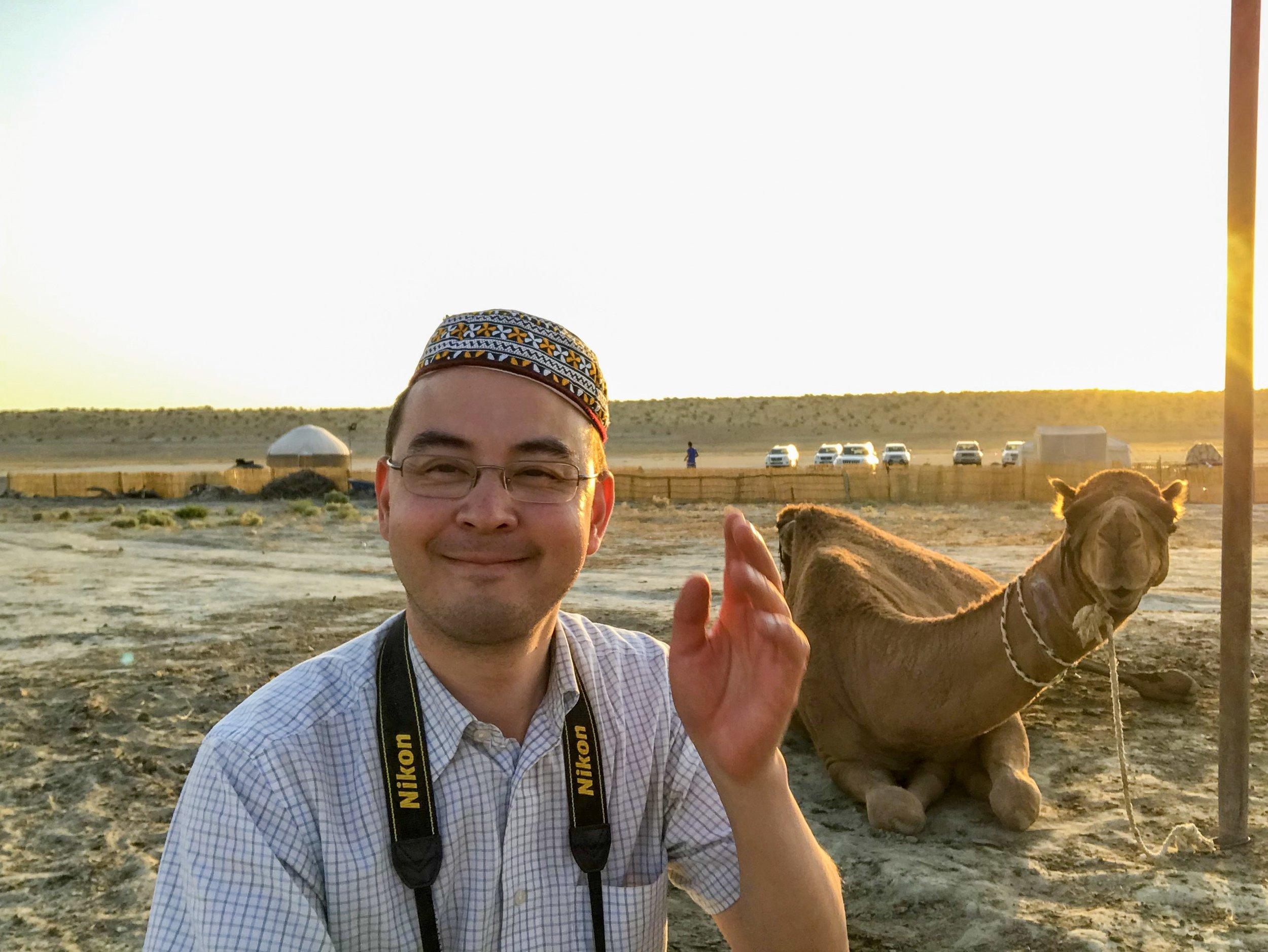 Turkmenistan Camel