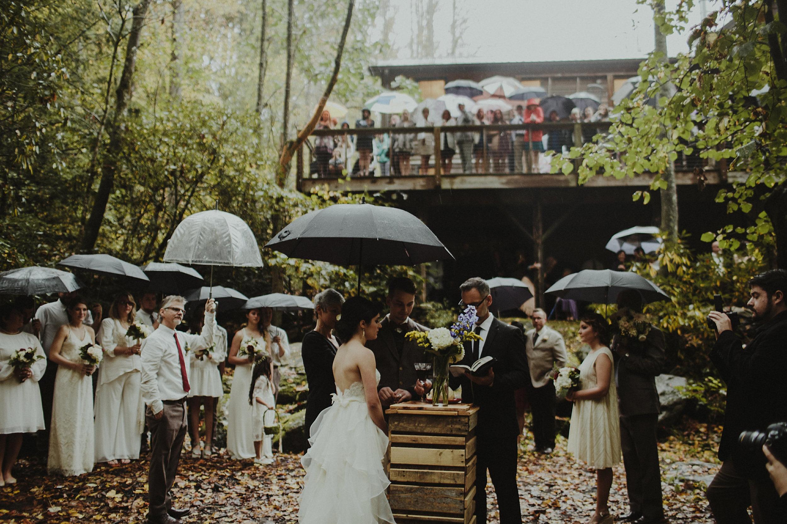 Asheville Adventure Wedding