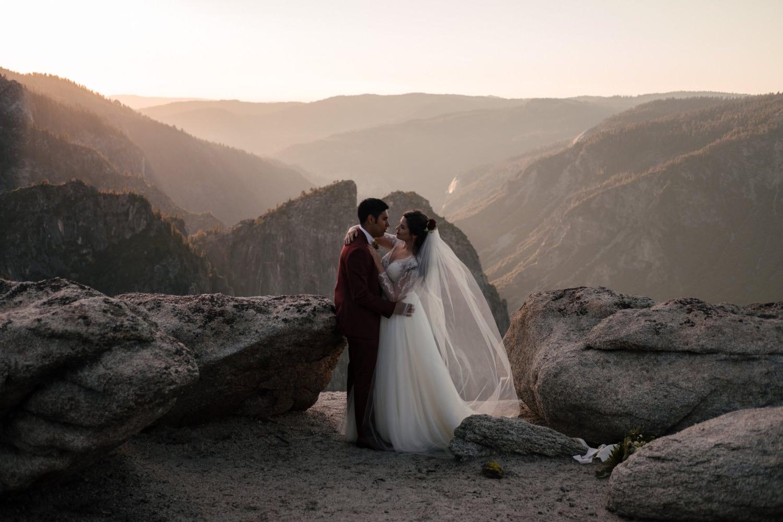 Hannah & Stephon: Yosemite, CA Elopement