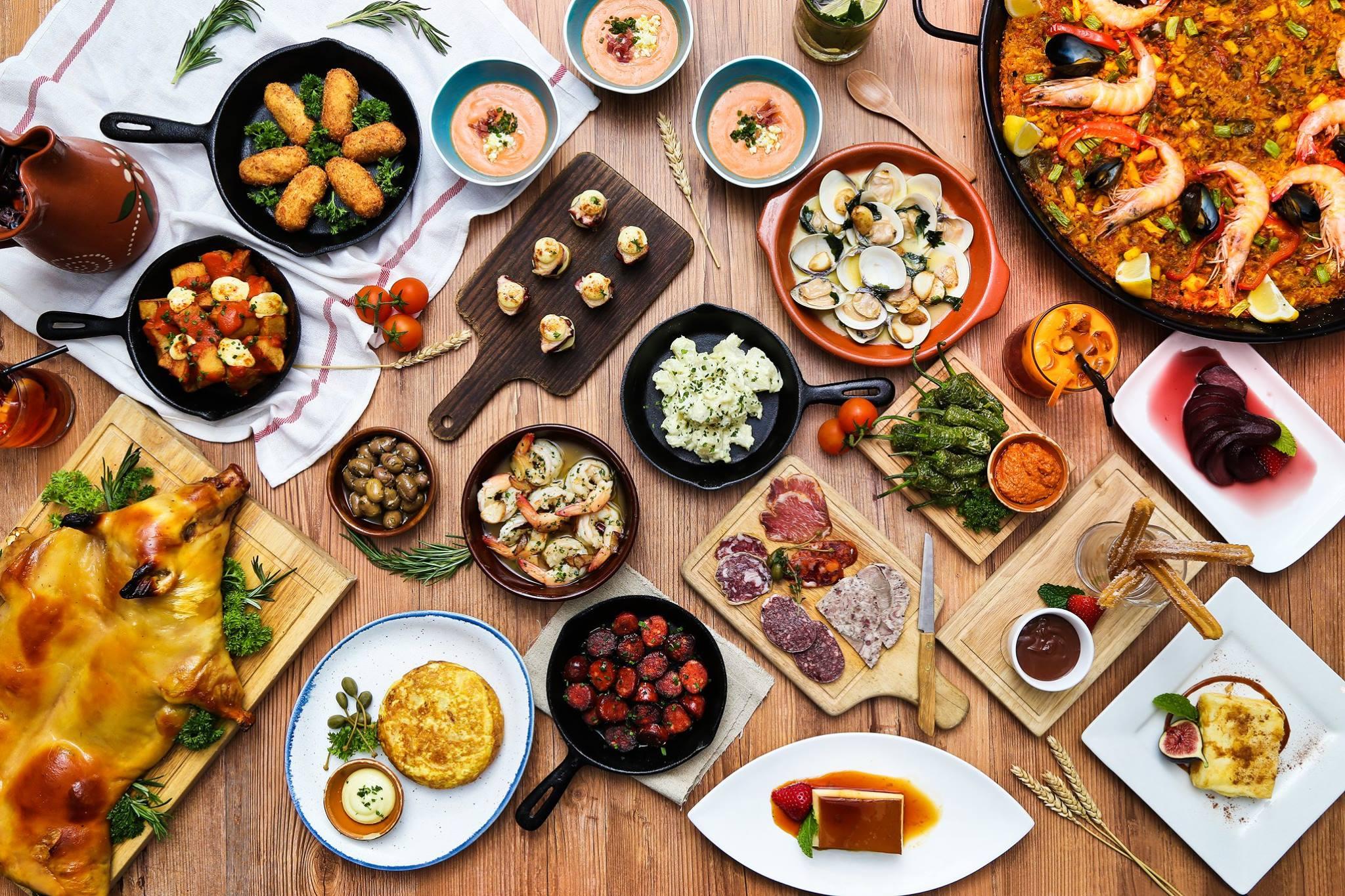Ole-Spanish-Restaurnat-and-Wine-Bar-Fiesta-Brunch