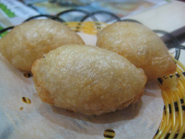 Glutinous Rice Dumplings Tim Ho Wan