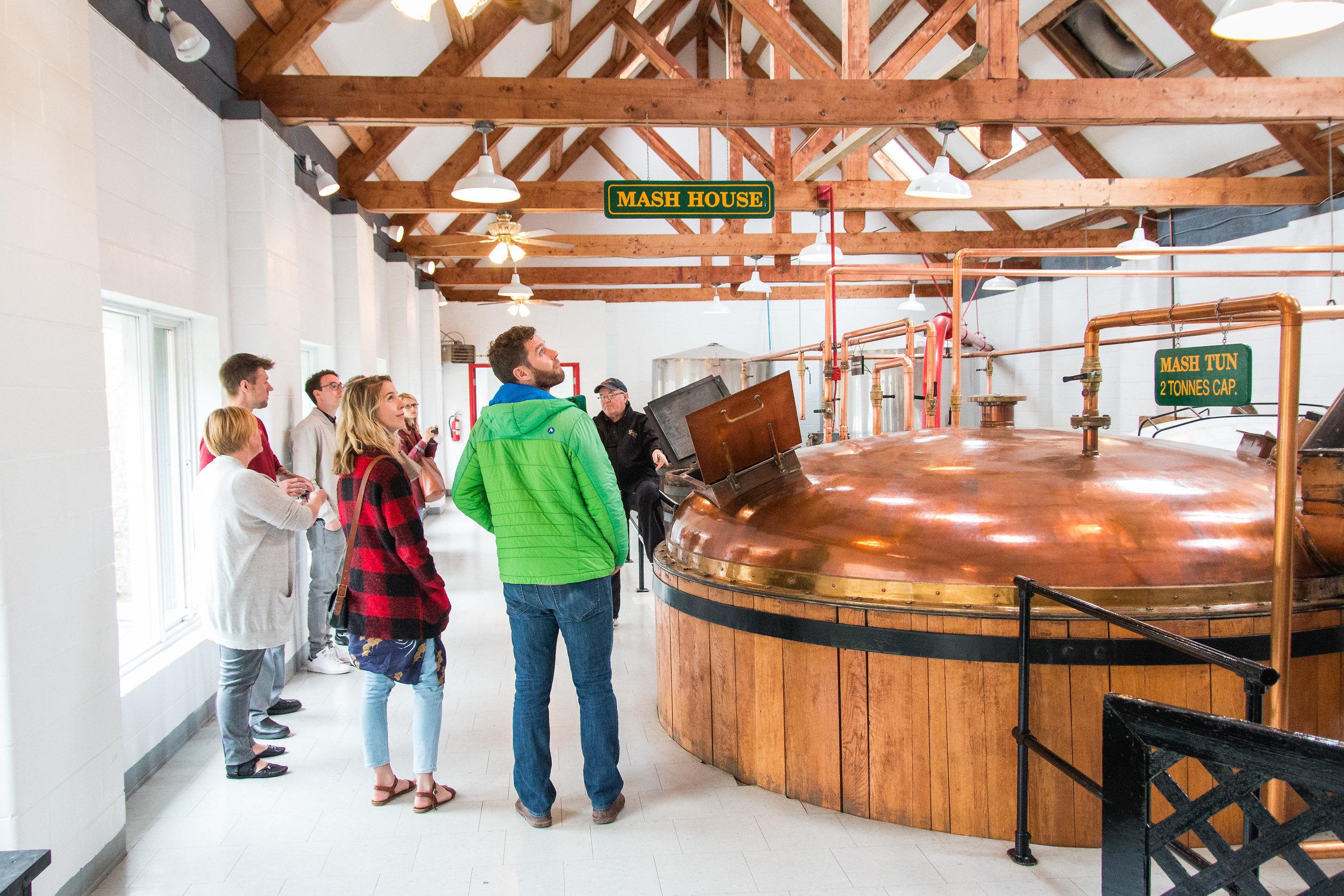 Glenora_Distillery_Cape_Breton_Tour