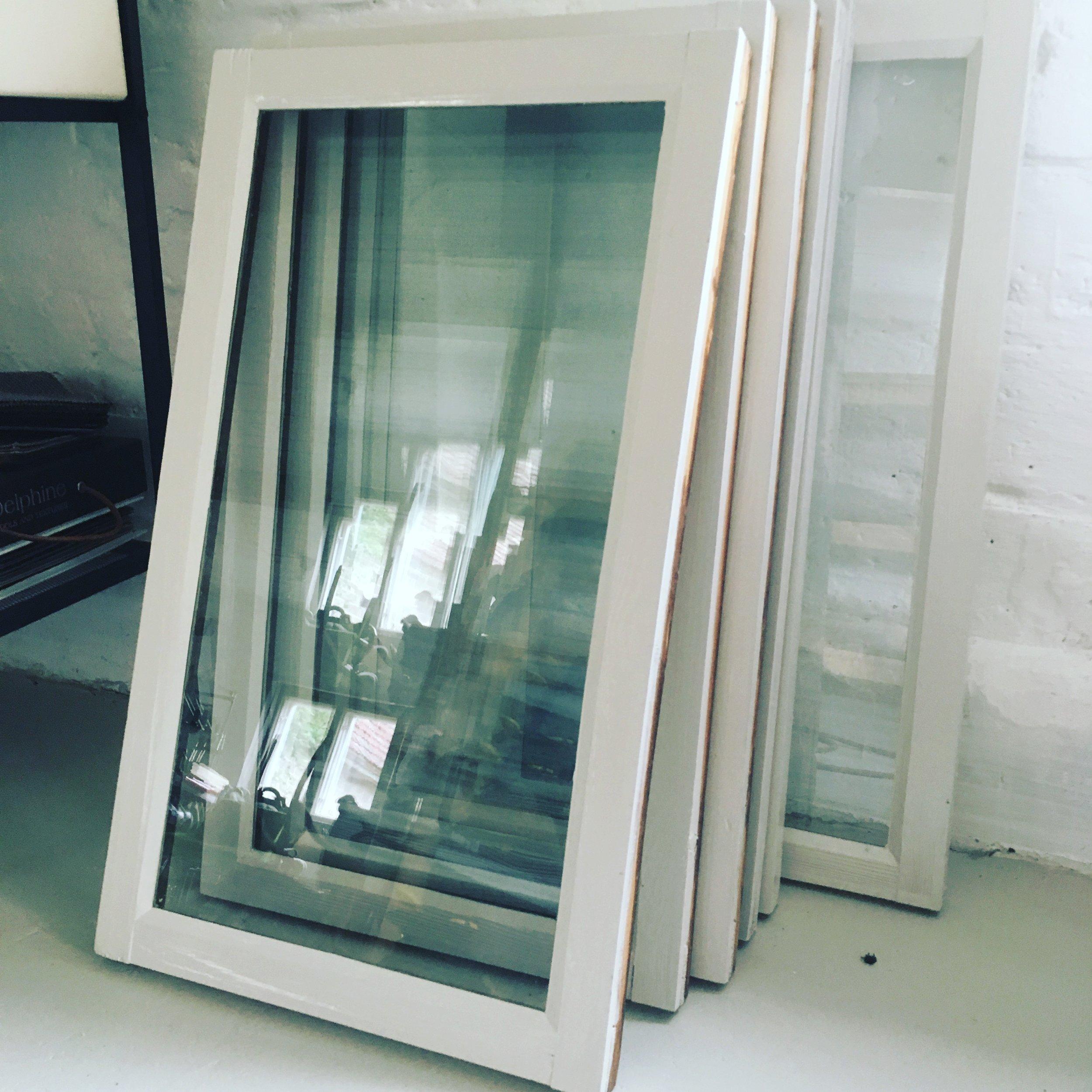 Pikku-ikkunat valmiina