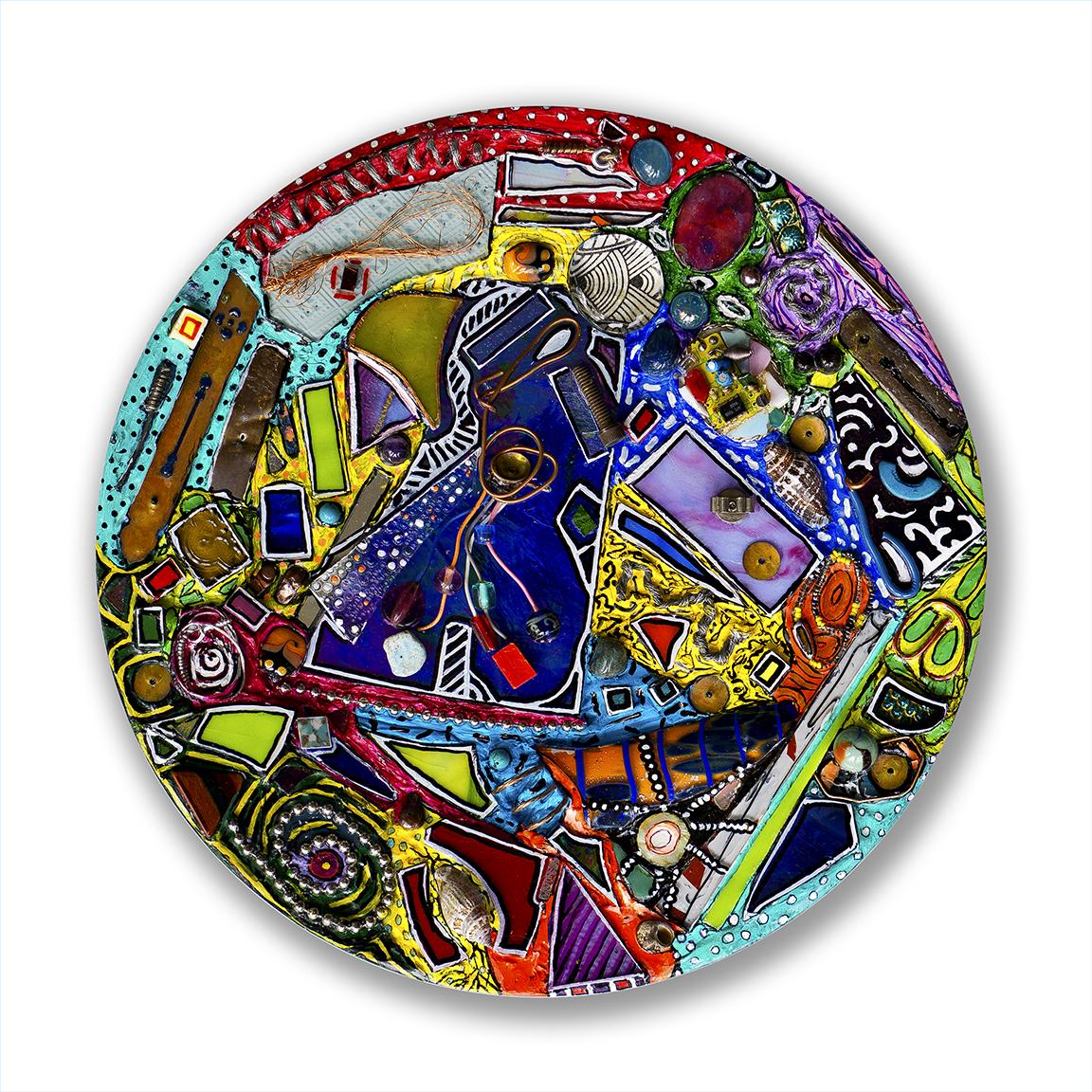 Vessels & Mosaic