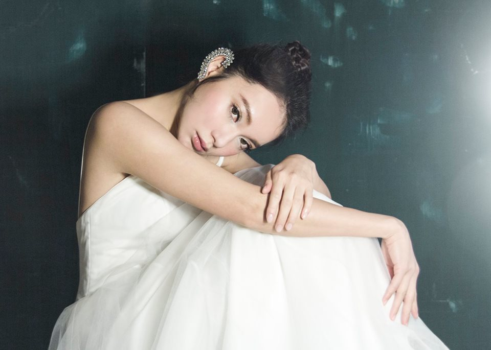 Make up-Eva Jiang Hair-Sunner hoto-白色狂熱攝影工作室