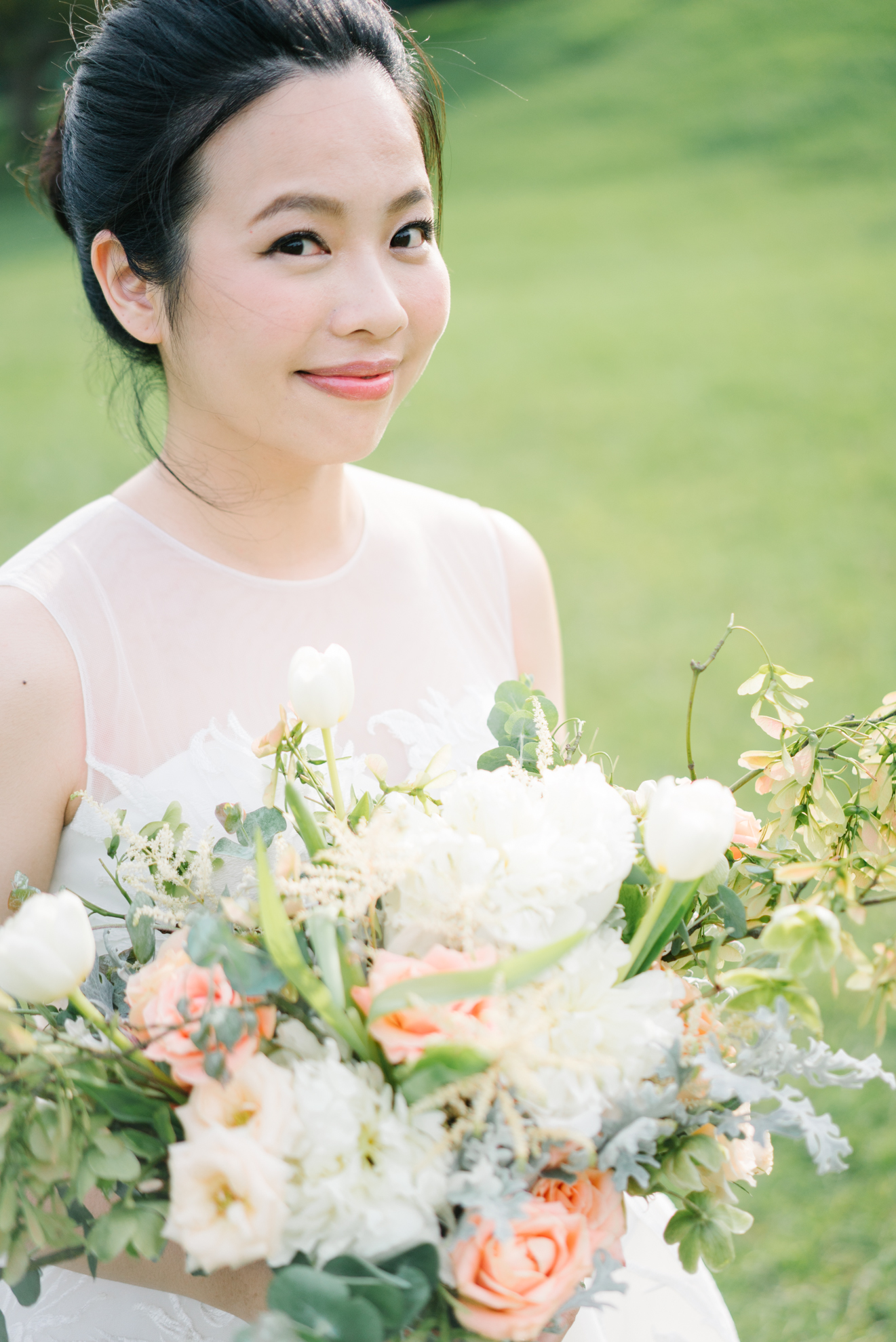 Make up:Eva  Hair:Sunner Photo:Otto Chu