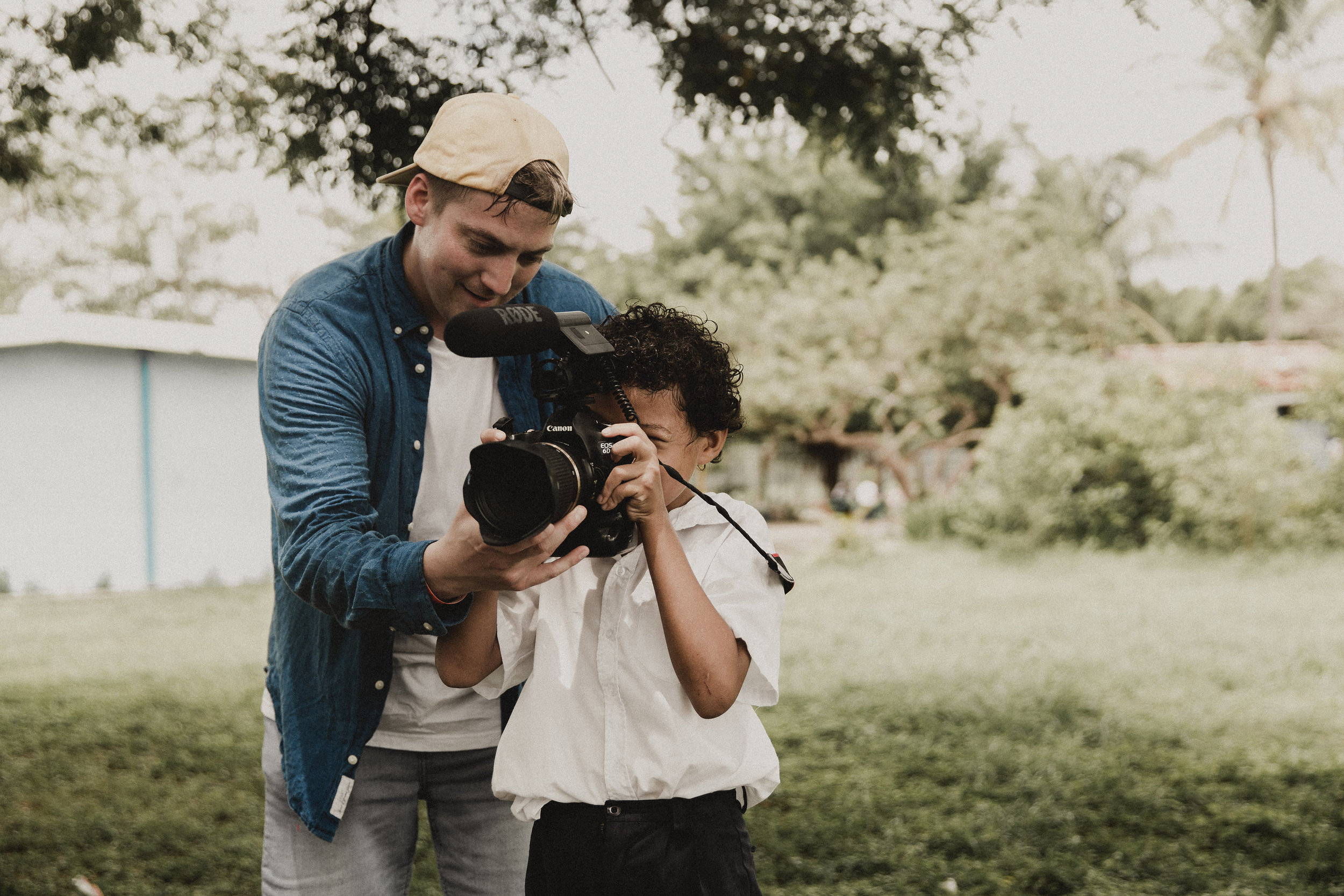 Ben Petchel - Creative / Trip Leader