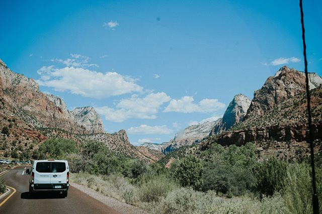 Less than a month 'til our first National Park Tour! We're stoked, to say the least.