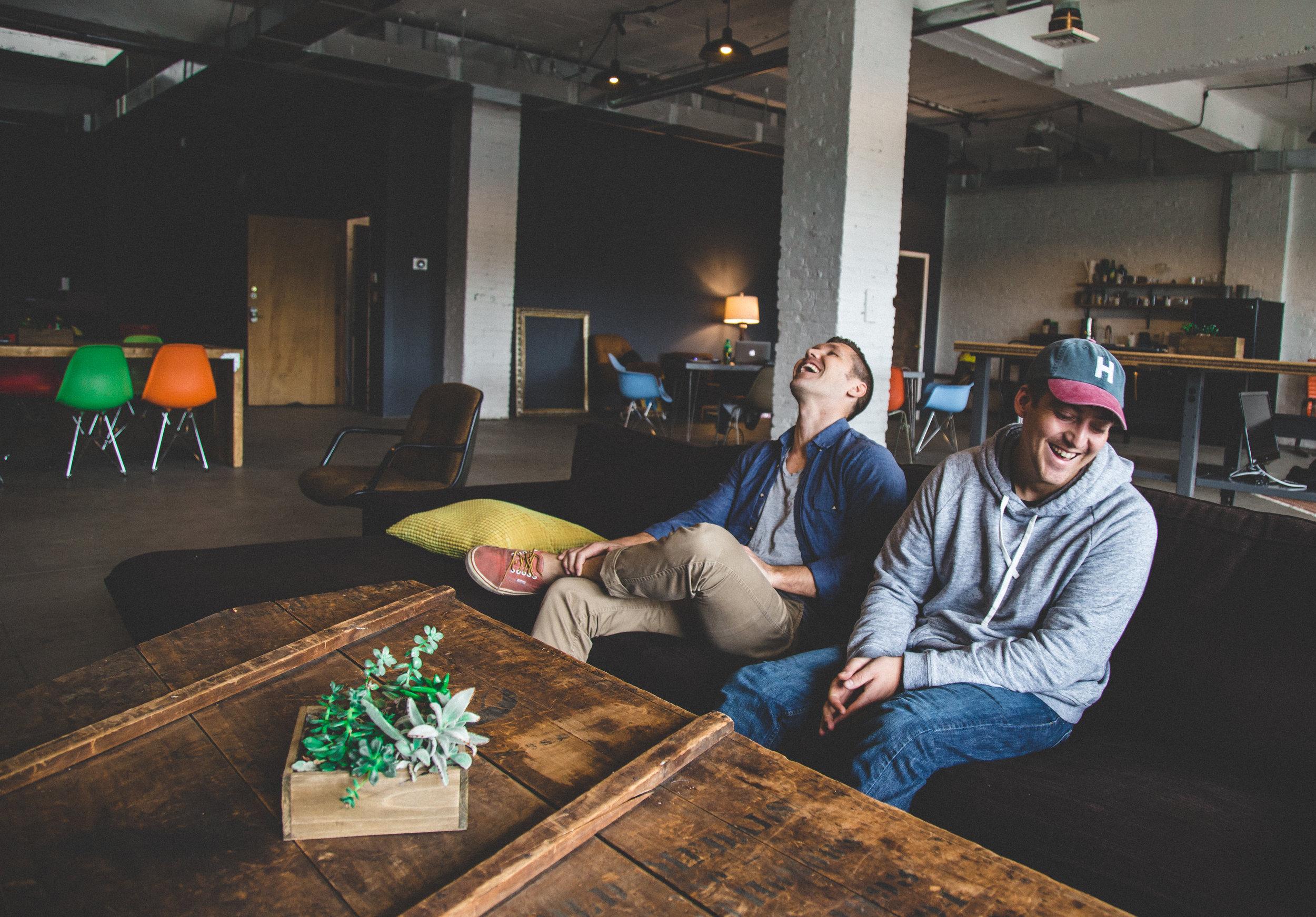 Adam Kunes & Ben Petchel: The guys behind Have Fun Do Good