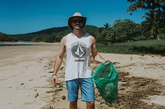 Challenge: Next time you go to the beach, pack a garbage bag with you. Spend 15-30minutes picking up some trash. Don't worry, you'll still get a tan. #DoGoodSaturday