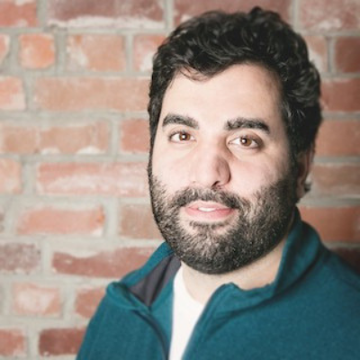 Panel host    Yiorgos Boudouris  - Manager, Talent Attraction,  Jobber  & Co-Founder, T.O. Tech Gives Back