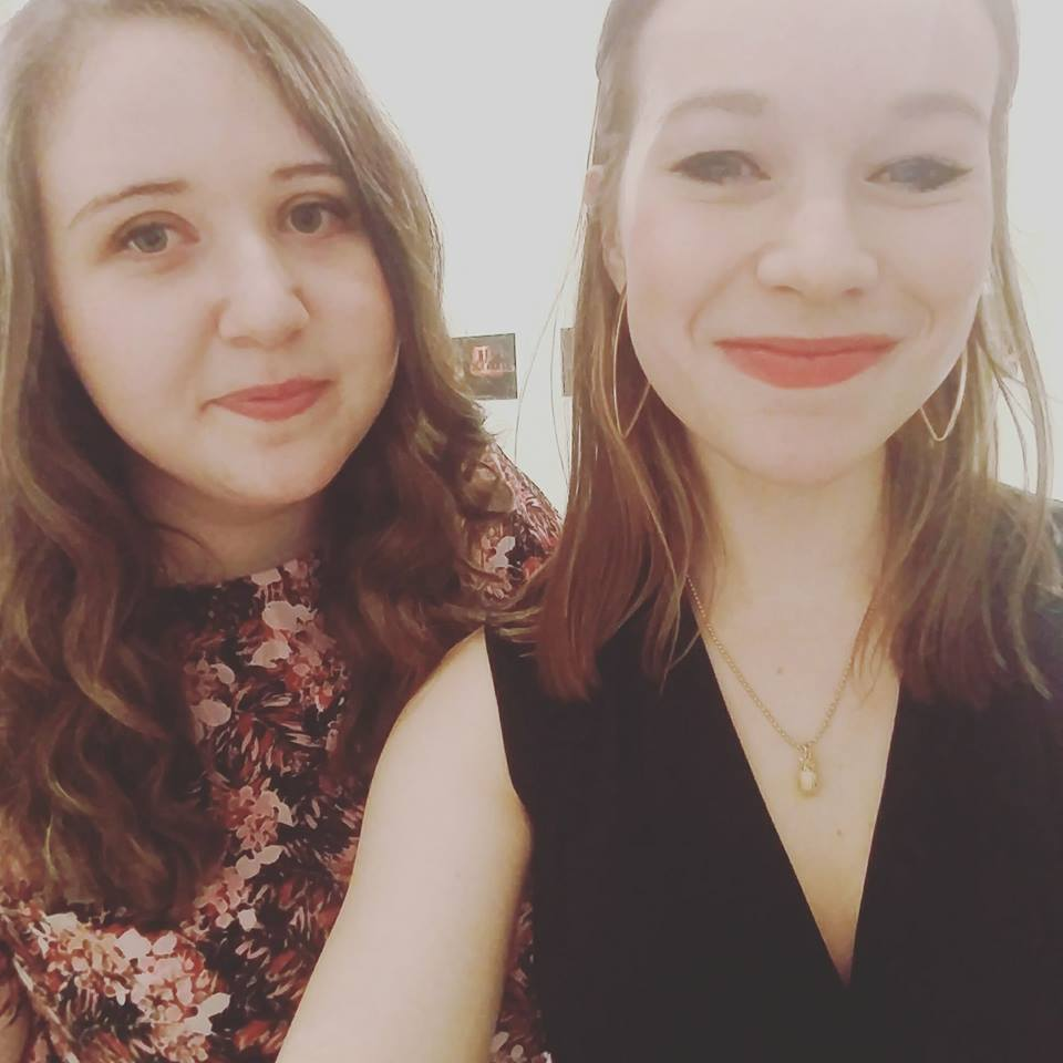 NRTH LASS's Founders, Jenna Campbell and Jessica Howell