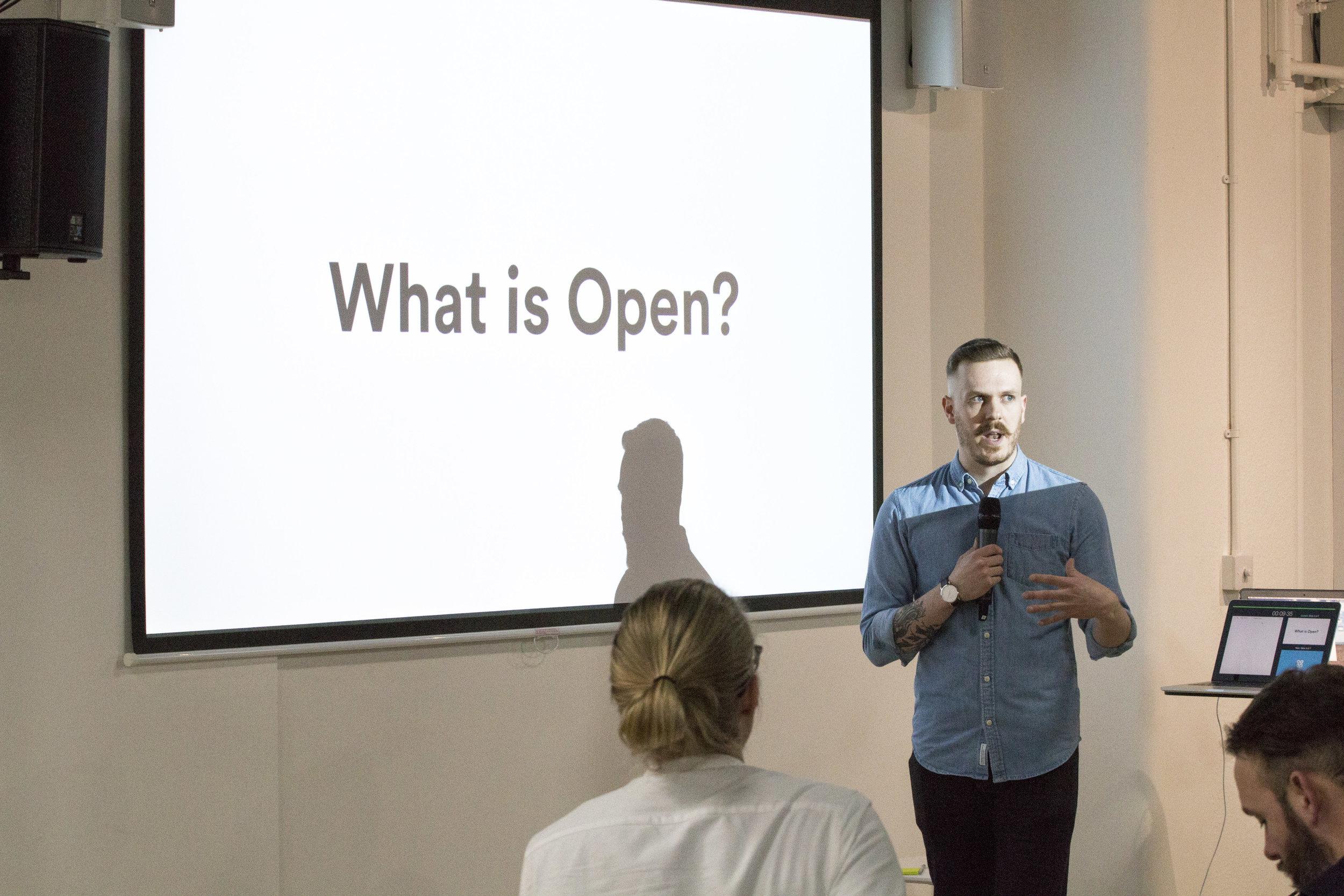 Open Mcr - photographed by Ben Brosnan