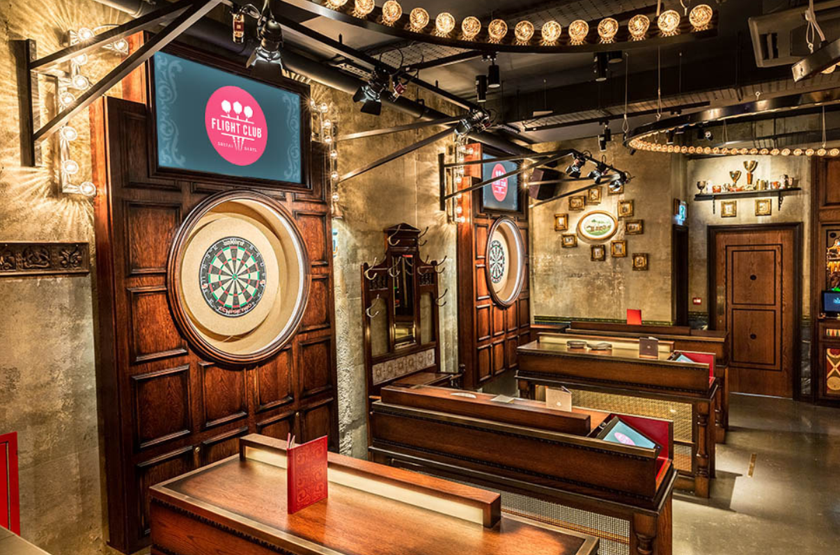 Sat 27 October 2018 - The birthplace of #socialdarts has landed in Manchester. Flight Club, pitted as a social experience like no other opens this weekend and we highly recommend a visit. Whether you're a dab hand, or just fancy grabbing a couple of drinks, we're sure you'll want to check this place out.For more details head to the Flight Club darts website.
