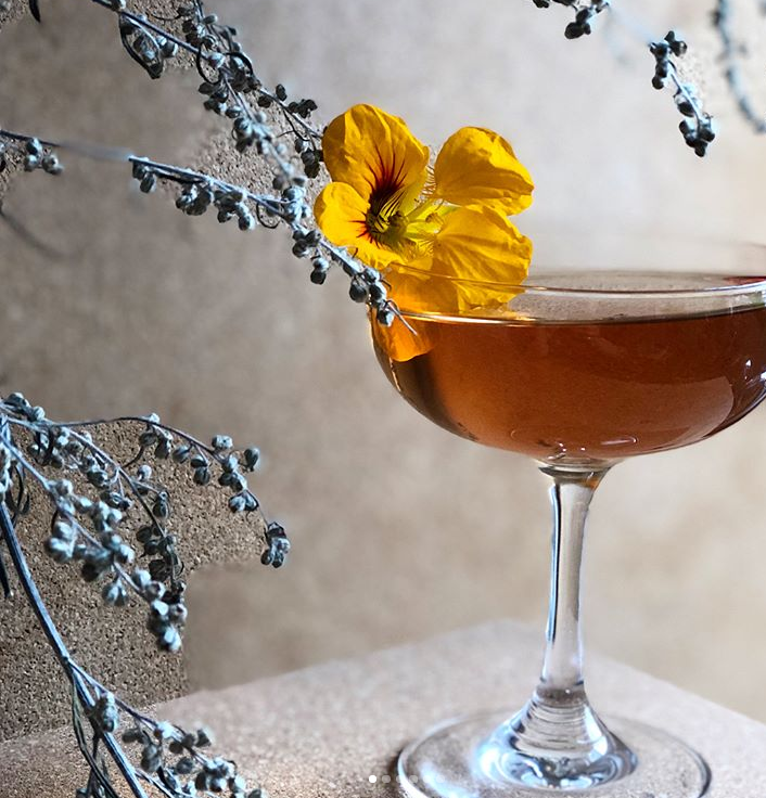 Tue 13 November 2018 - Join Emma from Into the Gathering Dusk for a sumptuous Autumn Vermouth Making Workshop in the cosy surroundings of Lupo Caffè Italiano. Guests are invited to explore the world of Vermouth, from early traditions, to original methods and ingredients, before making their own unique recipe of dry vermouth to take home.Into the Gathering Dust skillfully delves into the world of wild drinks, unearthing the flavours and folklore behind our favourite beverages, to give you a taste of the tales that have shaped our much-loved tipples.Tickets include a vermouth based welcome drink and everything you'll need to make your own bottle to take home. Just in time for festivities and wintry nights.Get your tickets here.